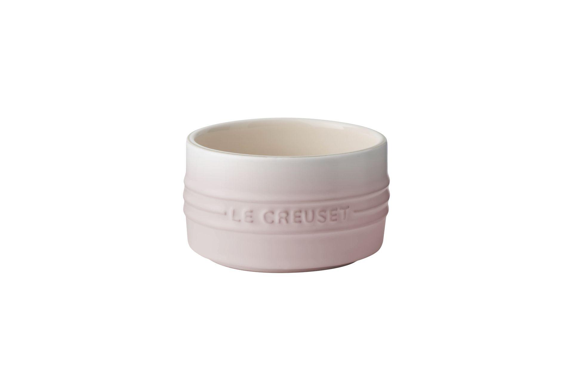 Le Creuset Stapelbare Förmchen Shell Pink