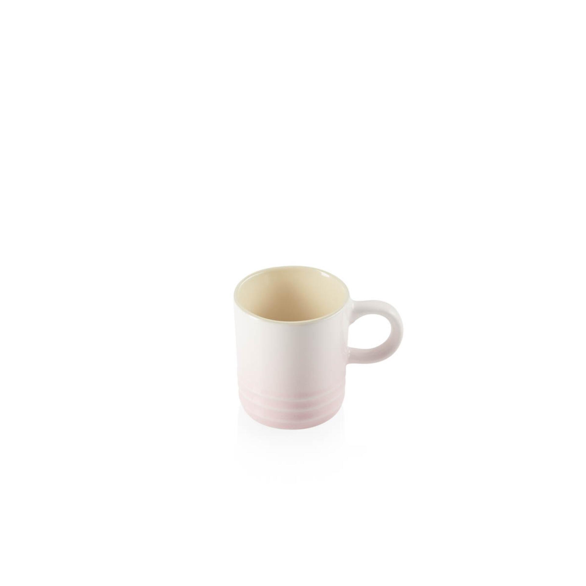 Le Creuset Espressotassen 70 ml Shell Pink