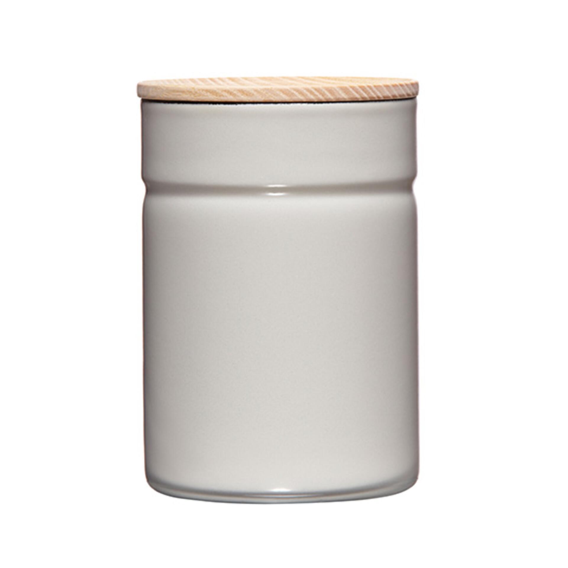 Riess Vorratsdose 525 ml Grau