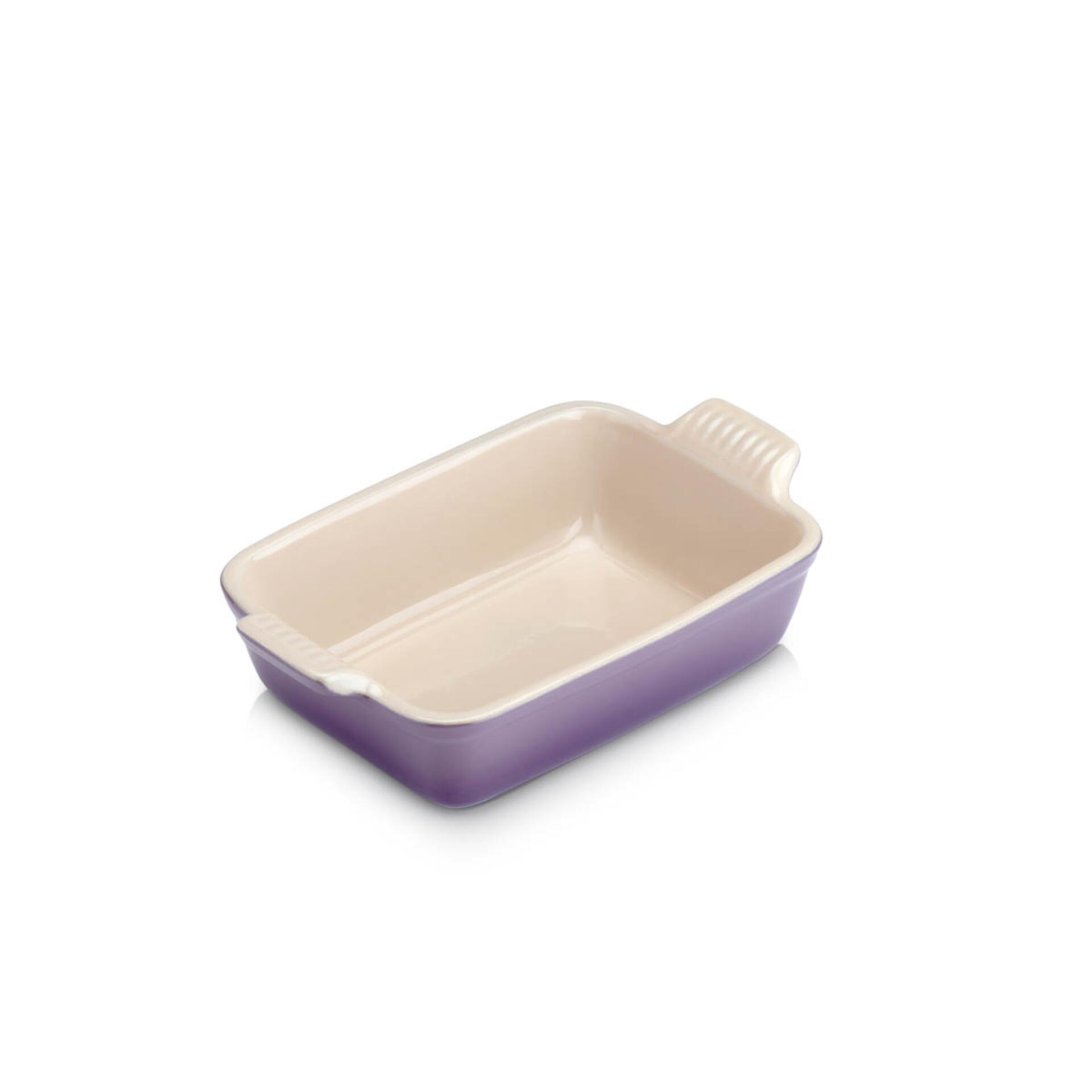 Le Creuset Auflaufform Tradition 13 x 19 cm Ultra Violet