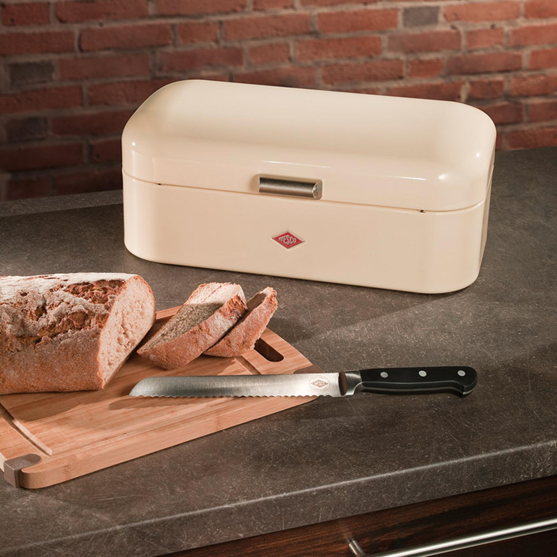 Wesco Breadbox Grandy Weiß