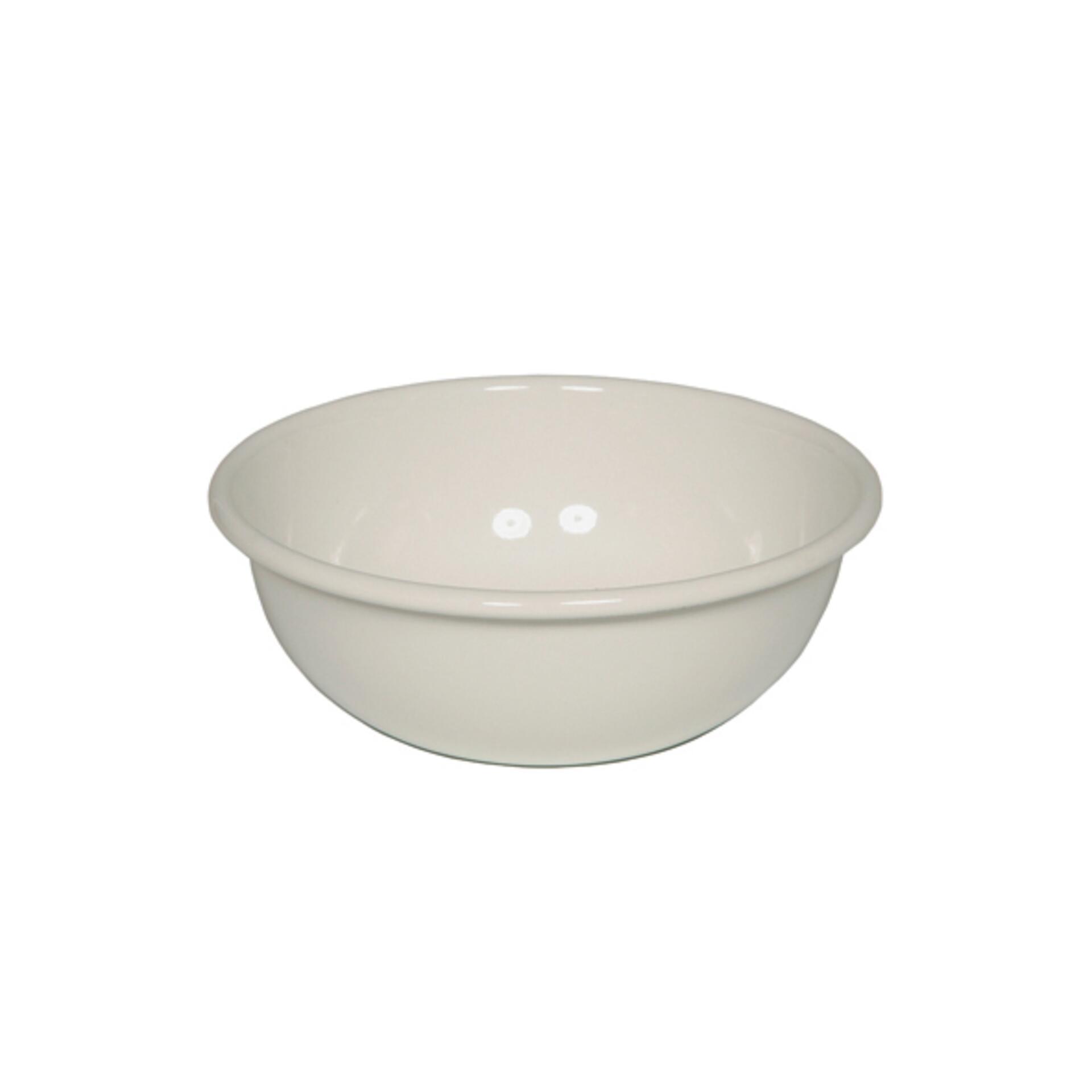 Riess Küchenschüssel 18 cm Weiß