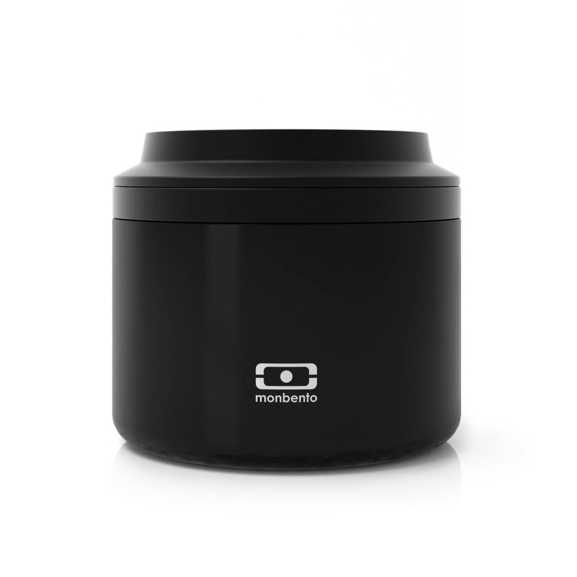Monbento MB Element Bento Box 650 ml Schwarz
