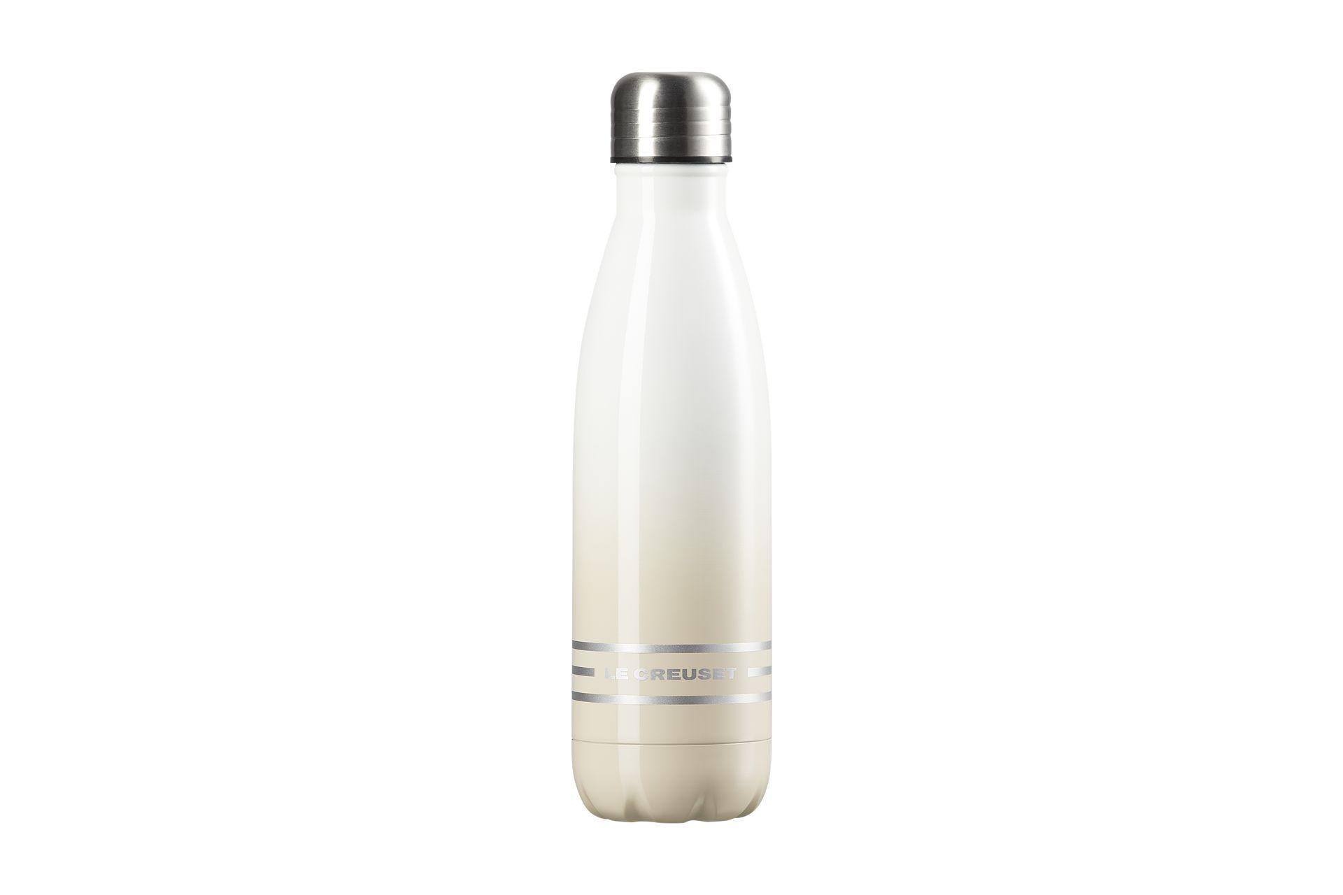 Le Creuset Trinkflasche 500 ml Meringue