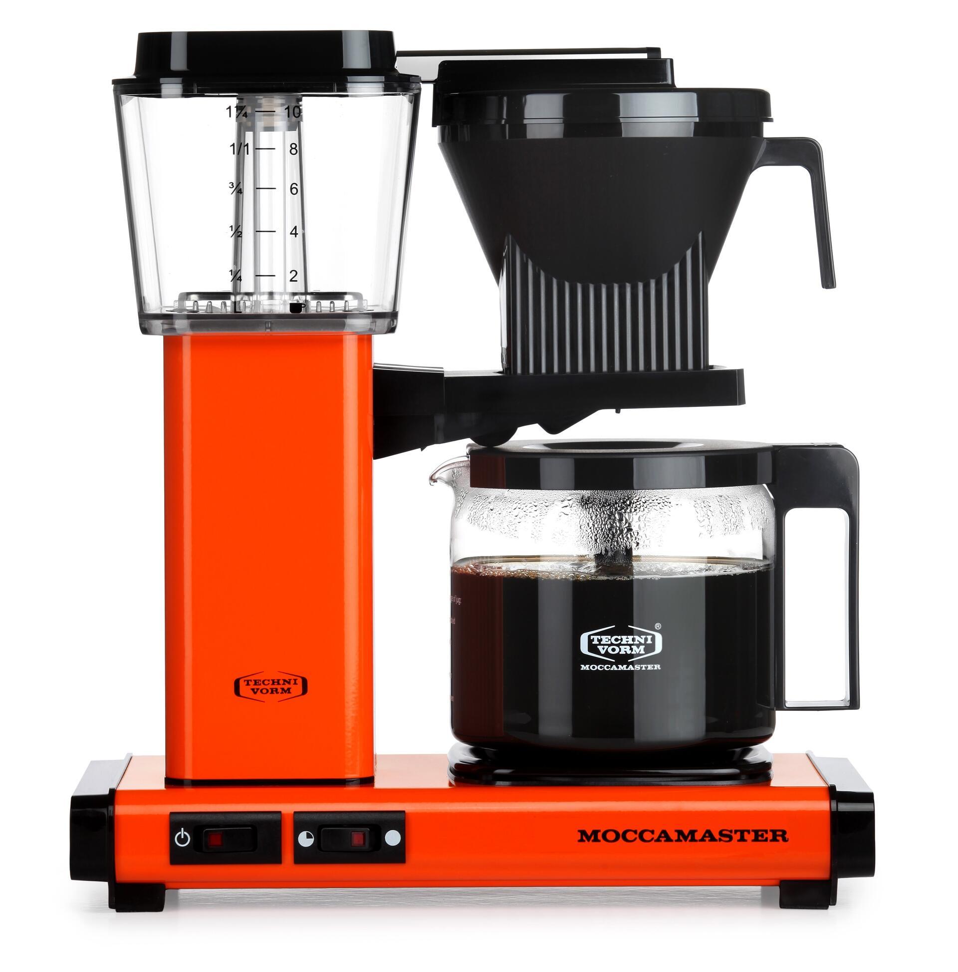 Moccamaster Kaffeemaschine KBG Select Orange