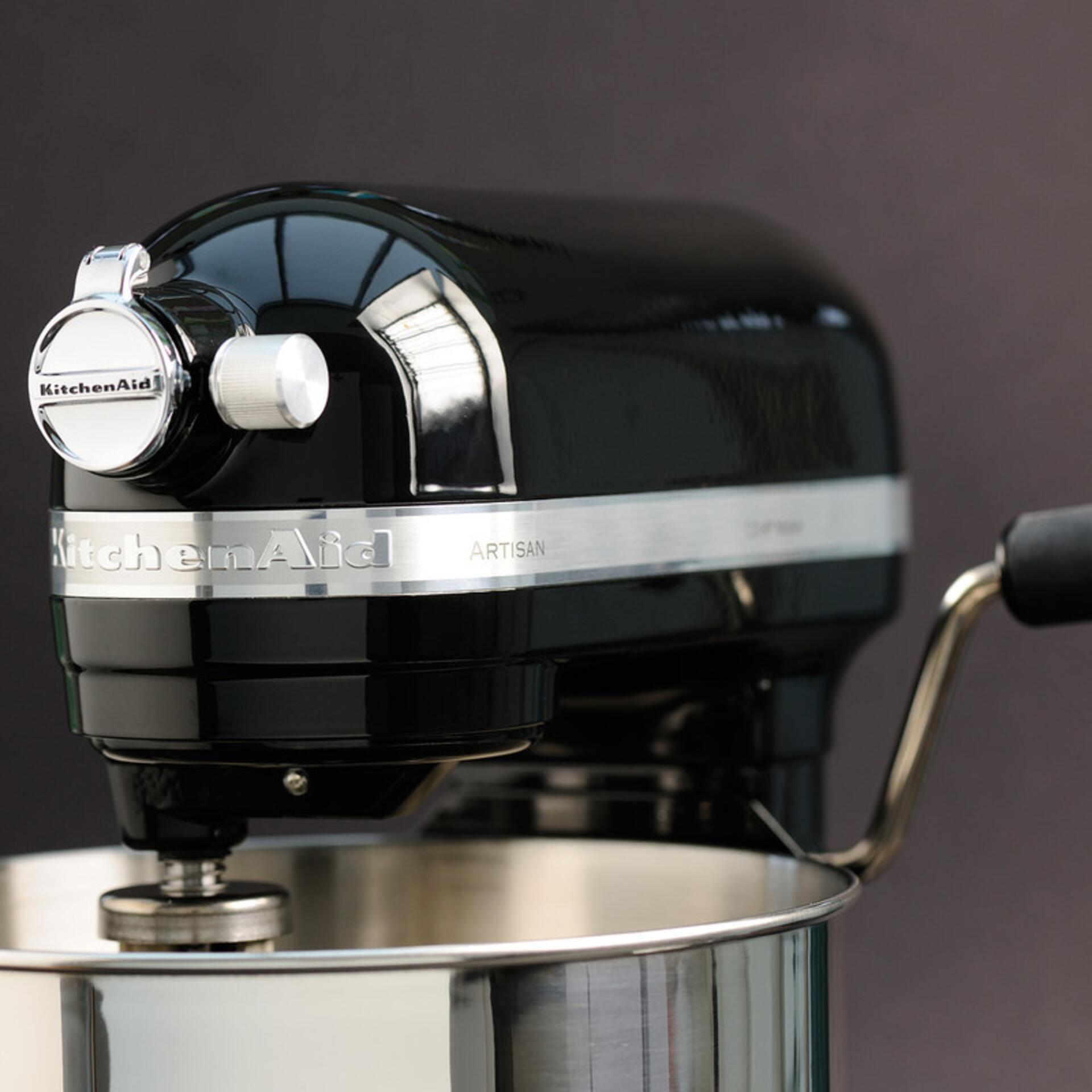 Kitchenaid Artisan Küchenmaschine 6,9 Liter Onyx Black 5KSM7580XEOB