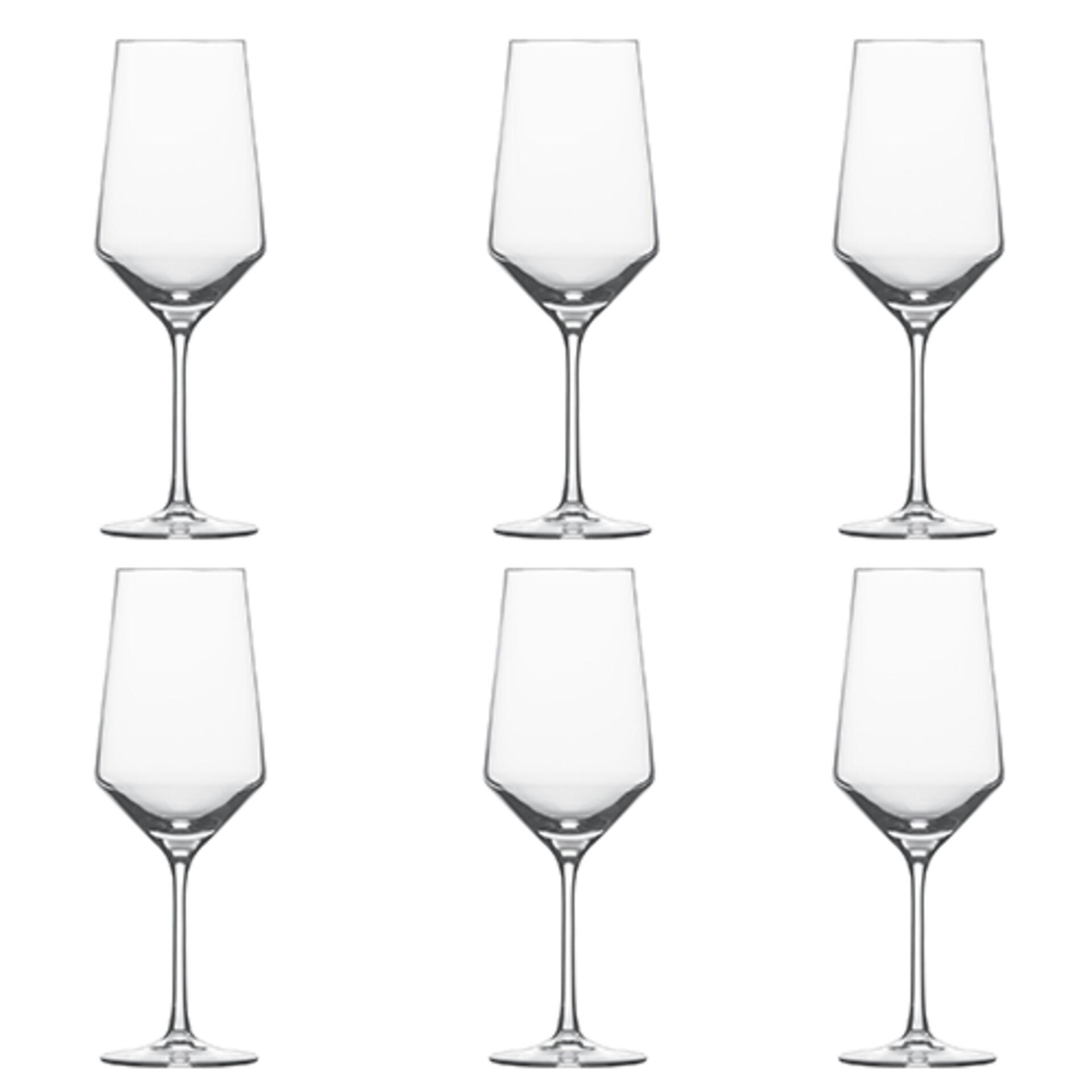 Schott Zwiesel Rotweinglas Set Bordeaux Pure
