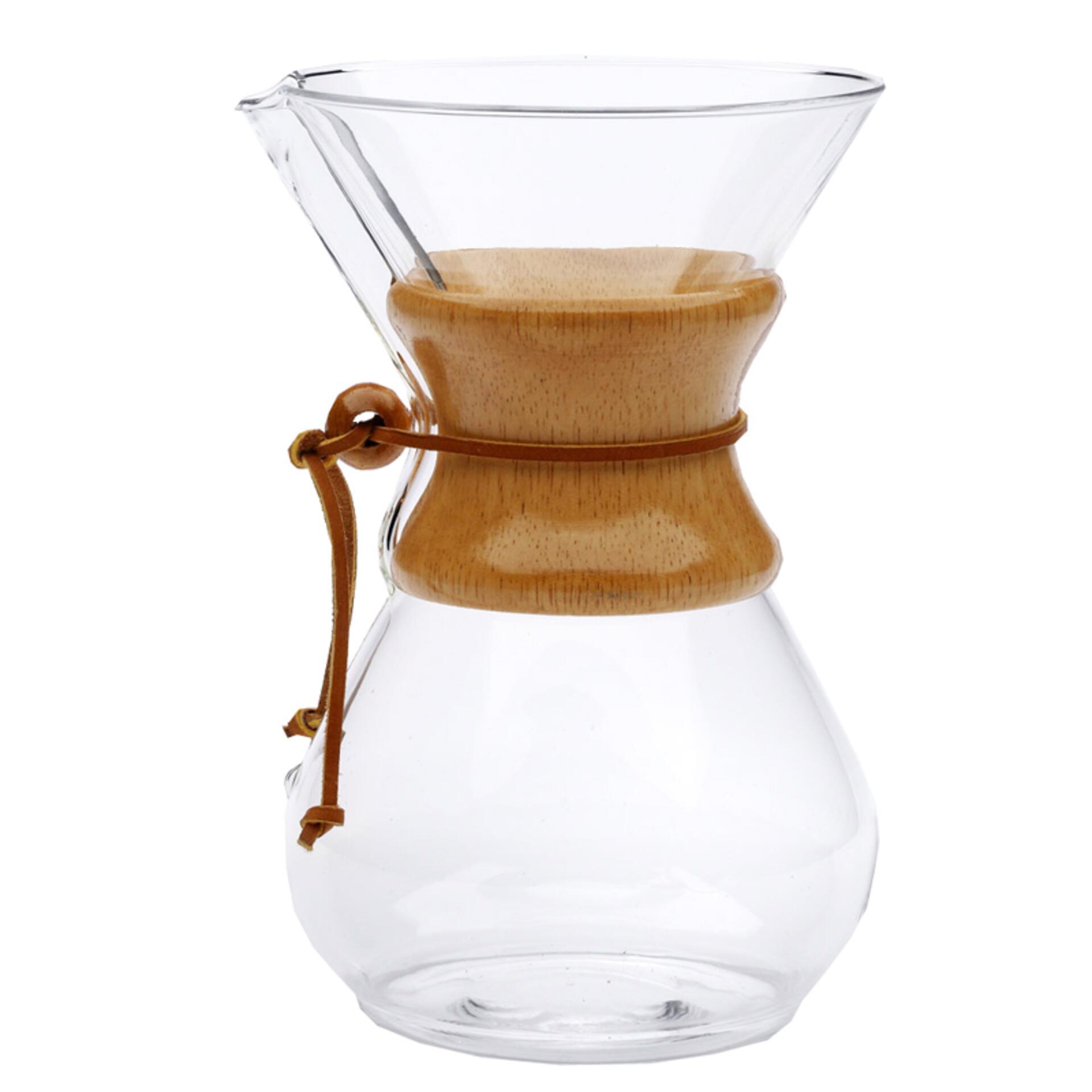 Chemex Kaffeezubereiter 6 Tassen