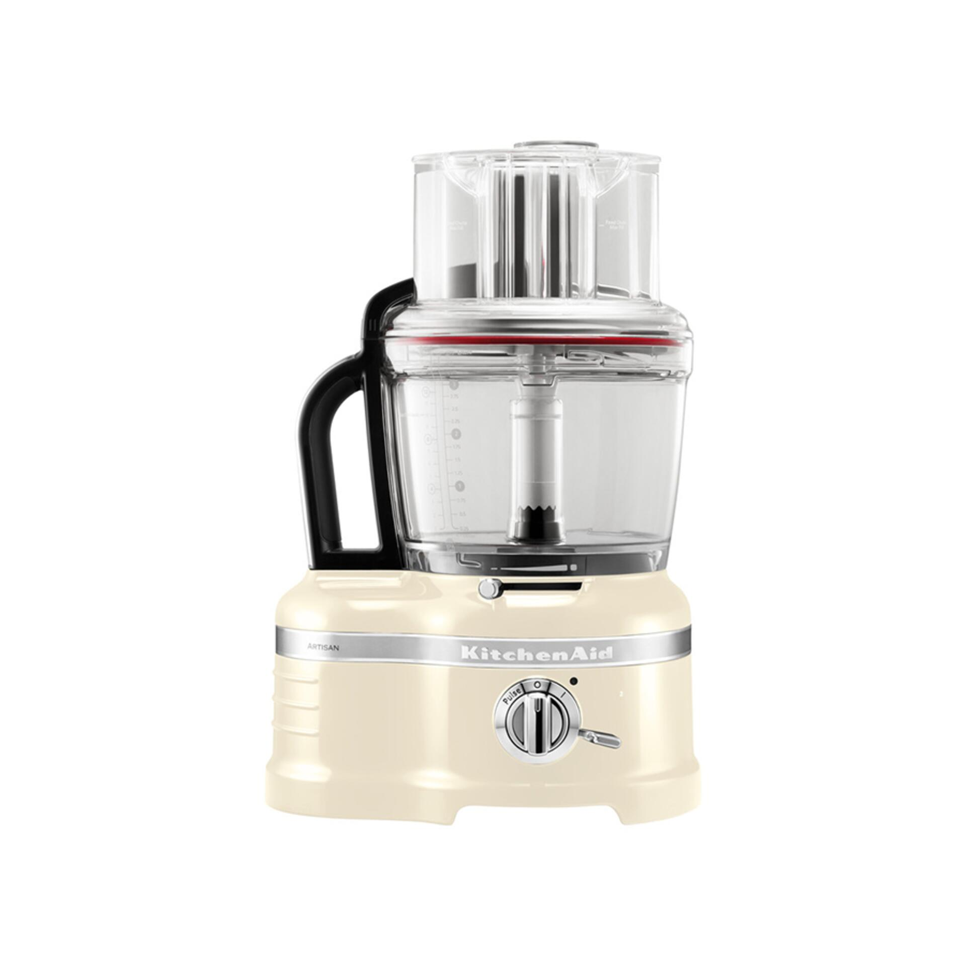 Kitchenaid Food-Processor 4L Crème 5KFP1644EAC