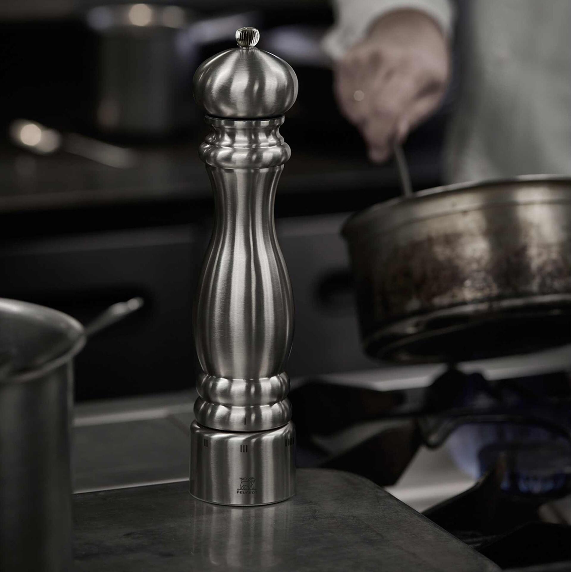 Peugeot Salzmühle Paris 18 cm Edelstahl