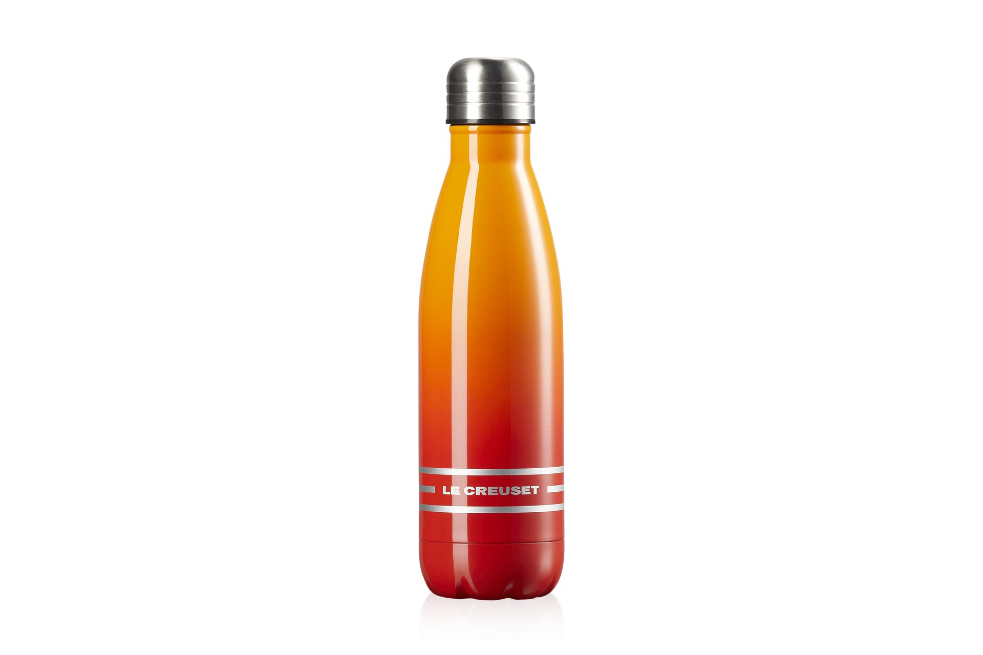 Le Creuset Trinkflasche 500 ml Ofenrot