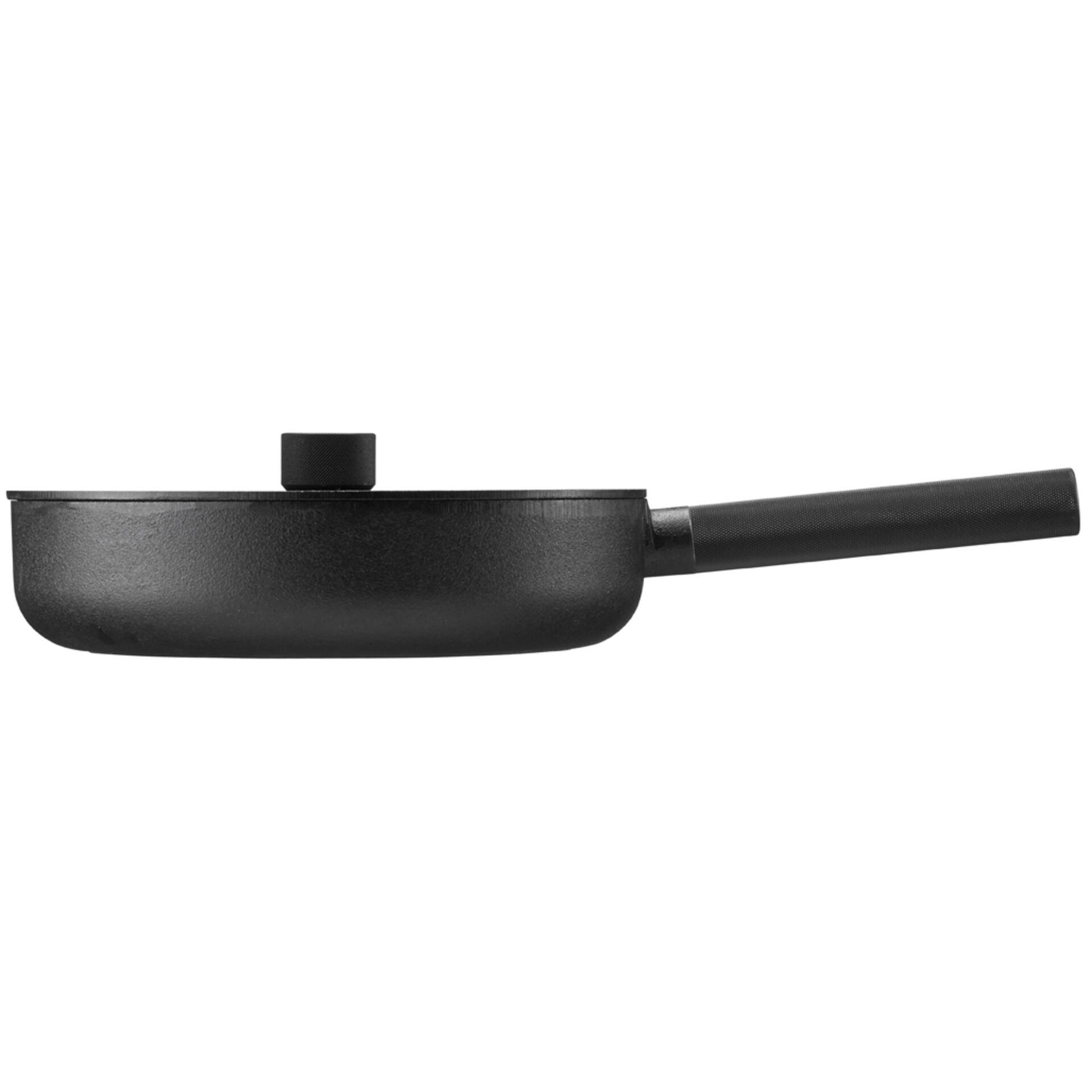 Skeppshult Noir Gusseisen Sauté-Pfanne 28 cm