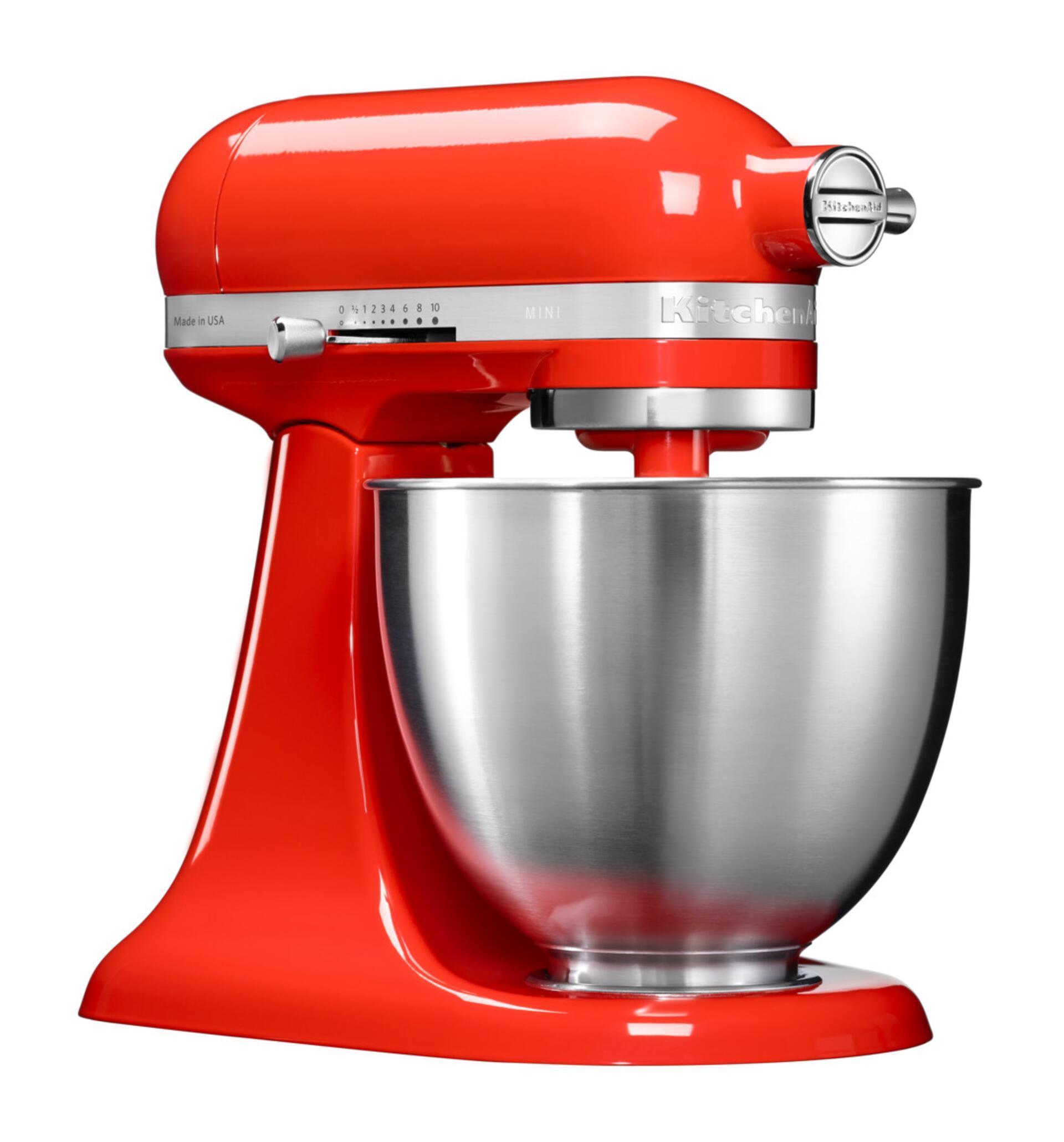 Kitchenaid Mini Küchenmaschine 3,3 L Hot Sauce 5KSM3311XEHT