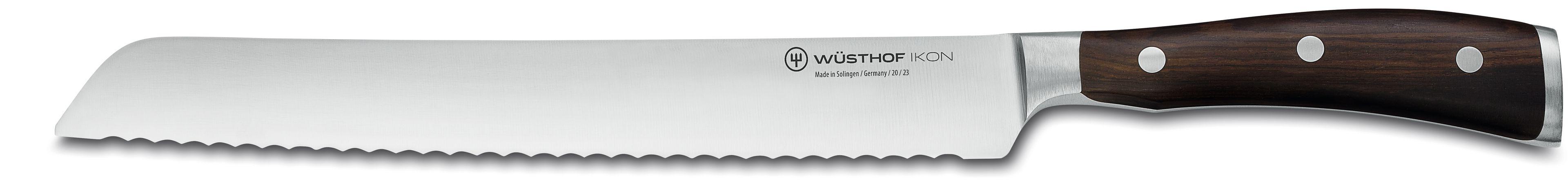 Wüsthof Brotmesser Ikon 23 cm