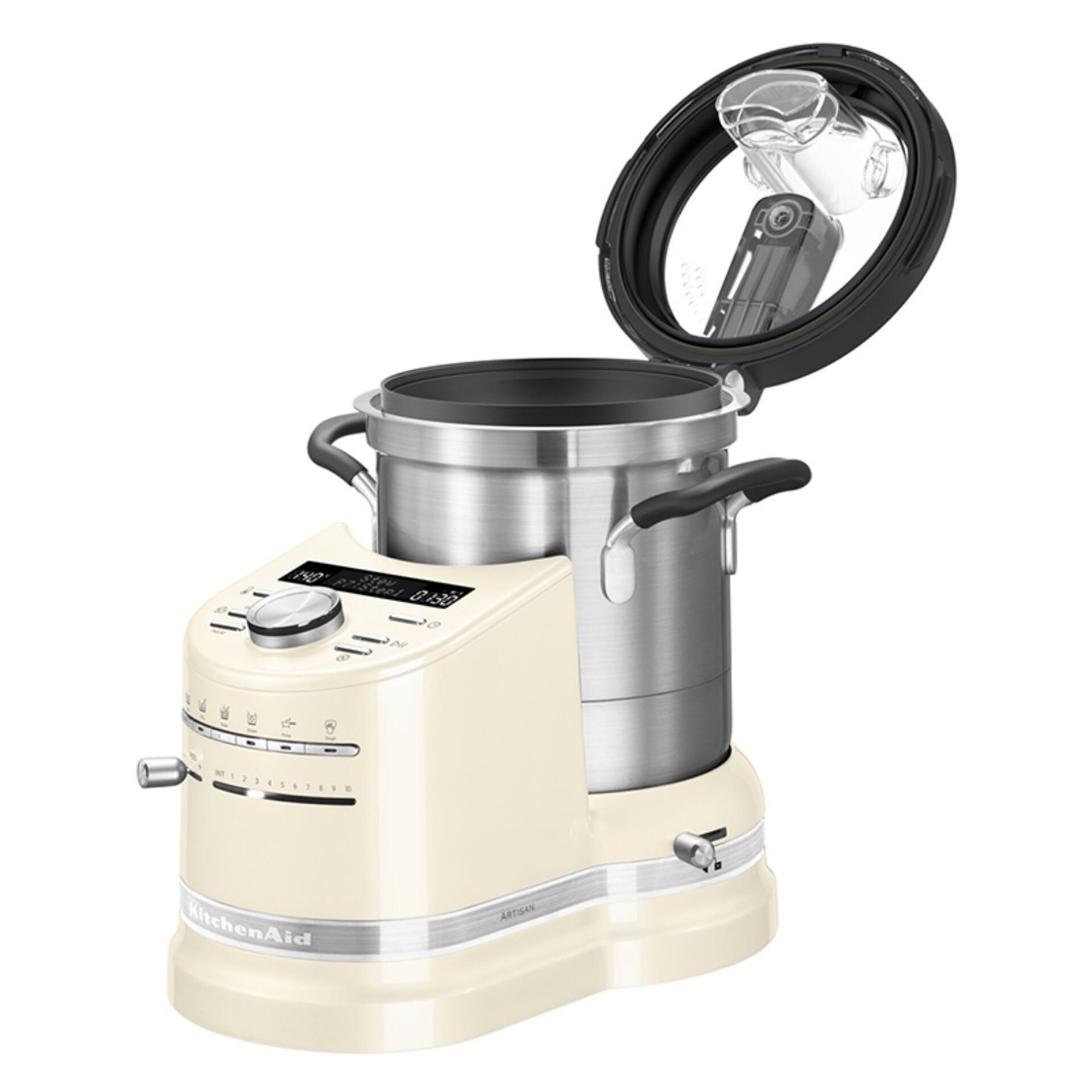 KitchenAid Artisan Cook Processor 5KCF0104EAC/4 Crème