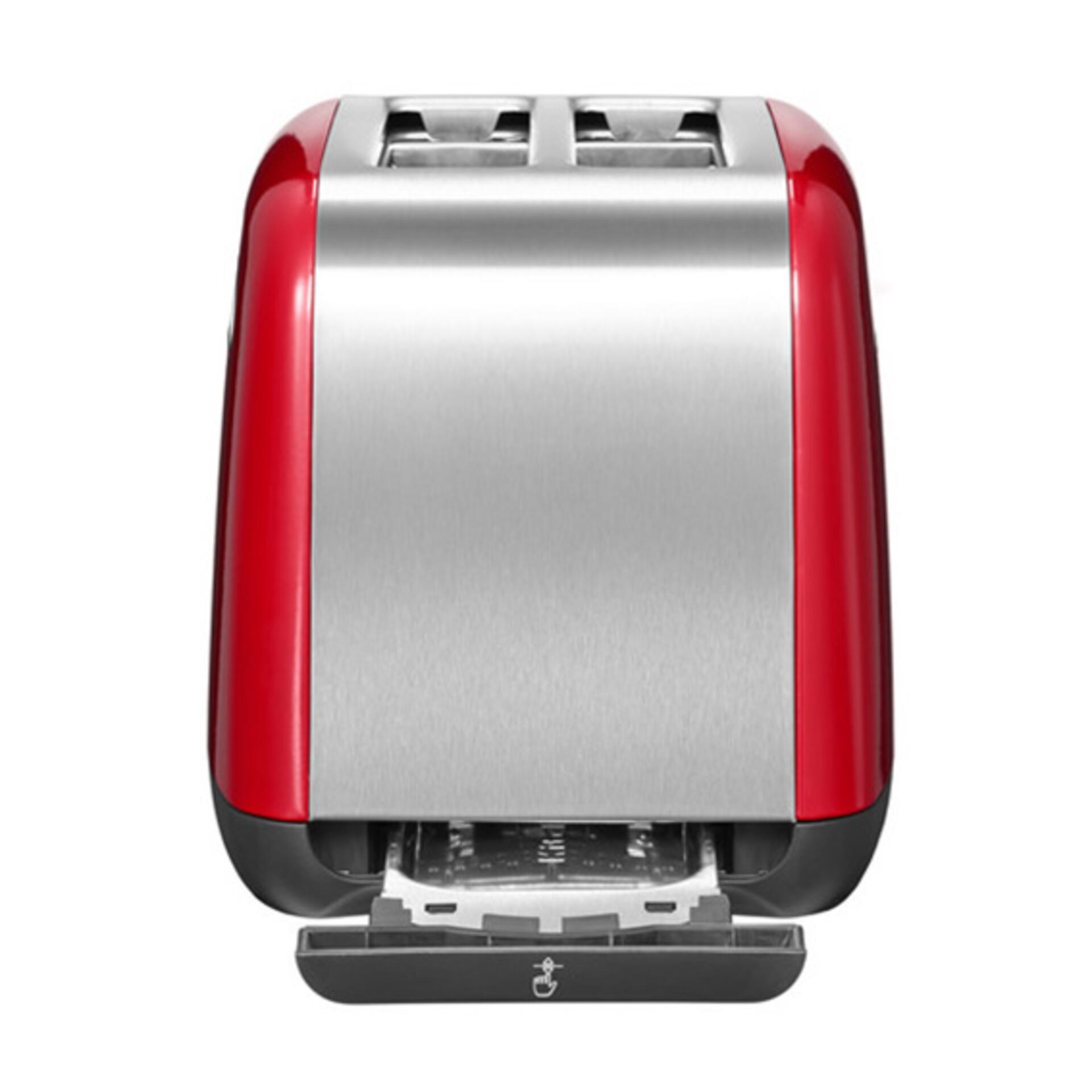 KitchenAid Toaster Schwarz 5KMT221EOB