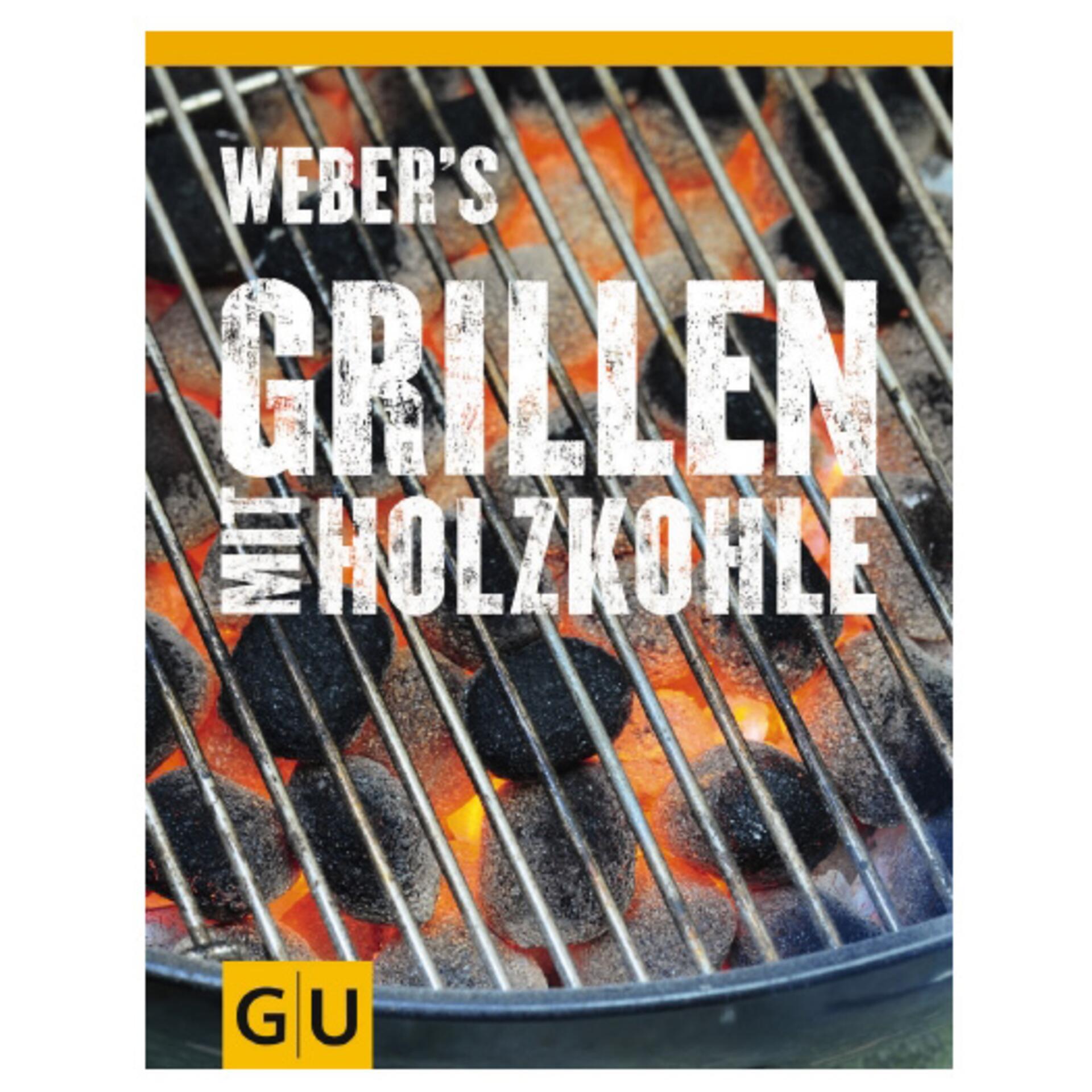 Weber's Grillen mit Holzkohle 15812