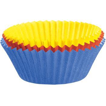 KAISER Muffin-Papierbackförmchen-Set 150 Stück farbig Creativ