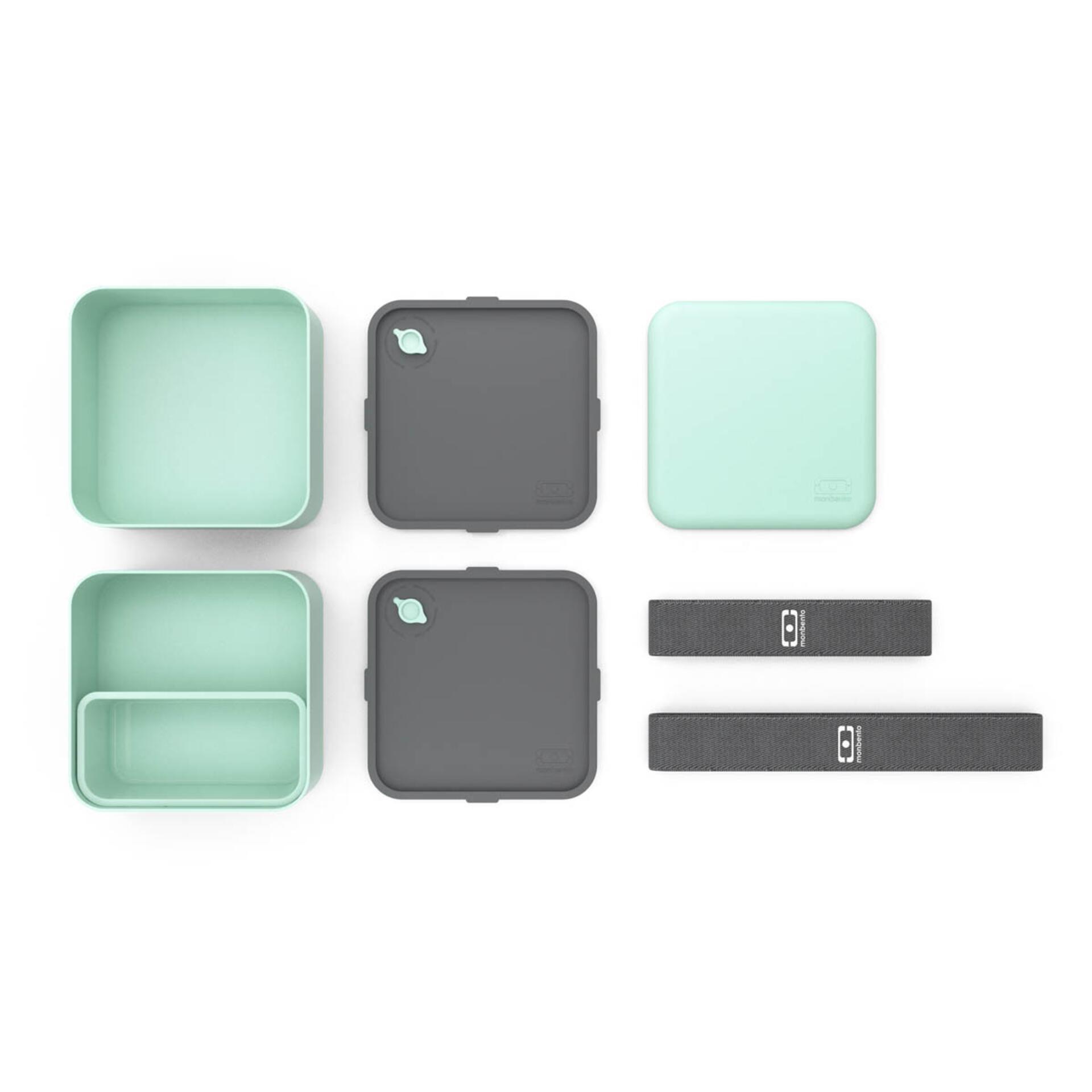 Monbento MB Square Bento Box 1,7 Liter Matcha