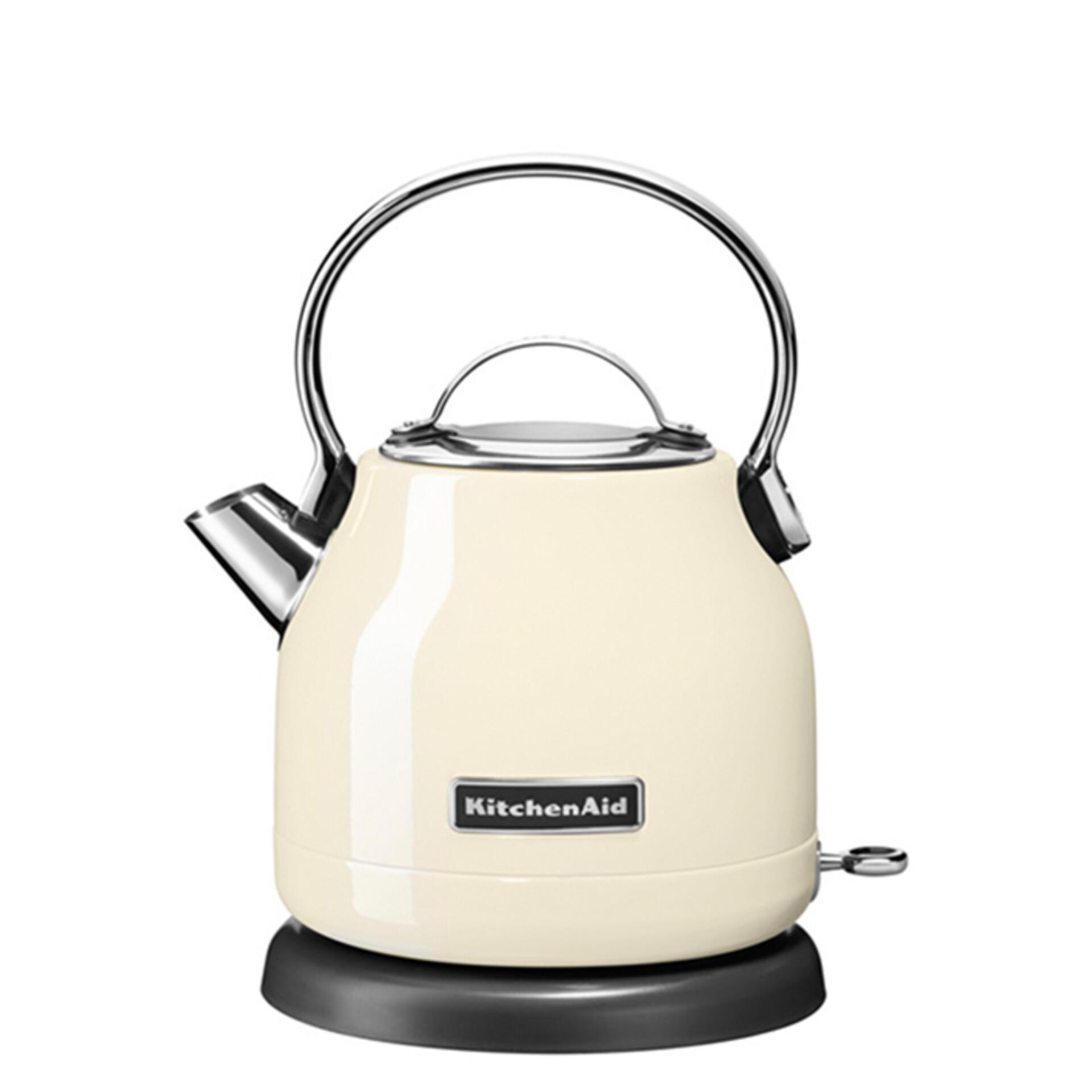 KitchenAid Classic Wasserkocher Crème 5KEK1222EAC