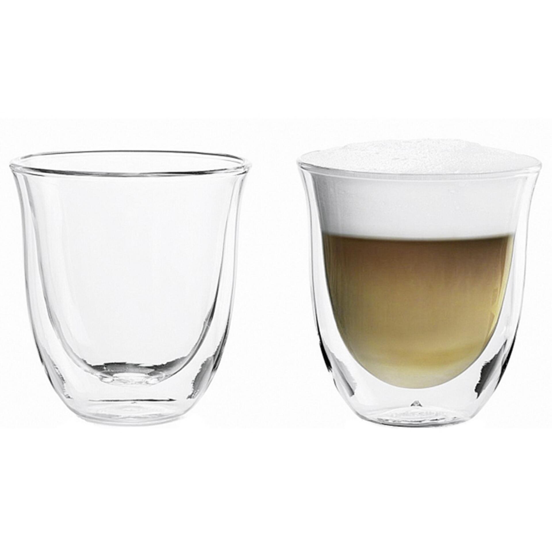 De'Longhi Cappuccino Gläser 2er-Set