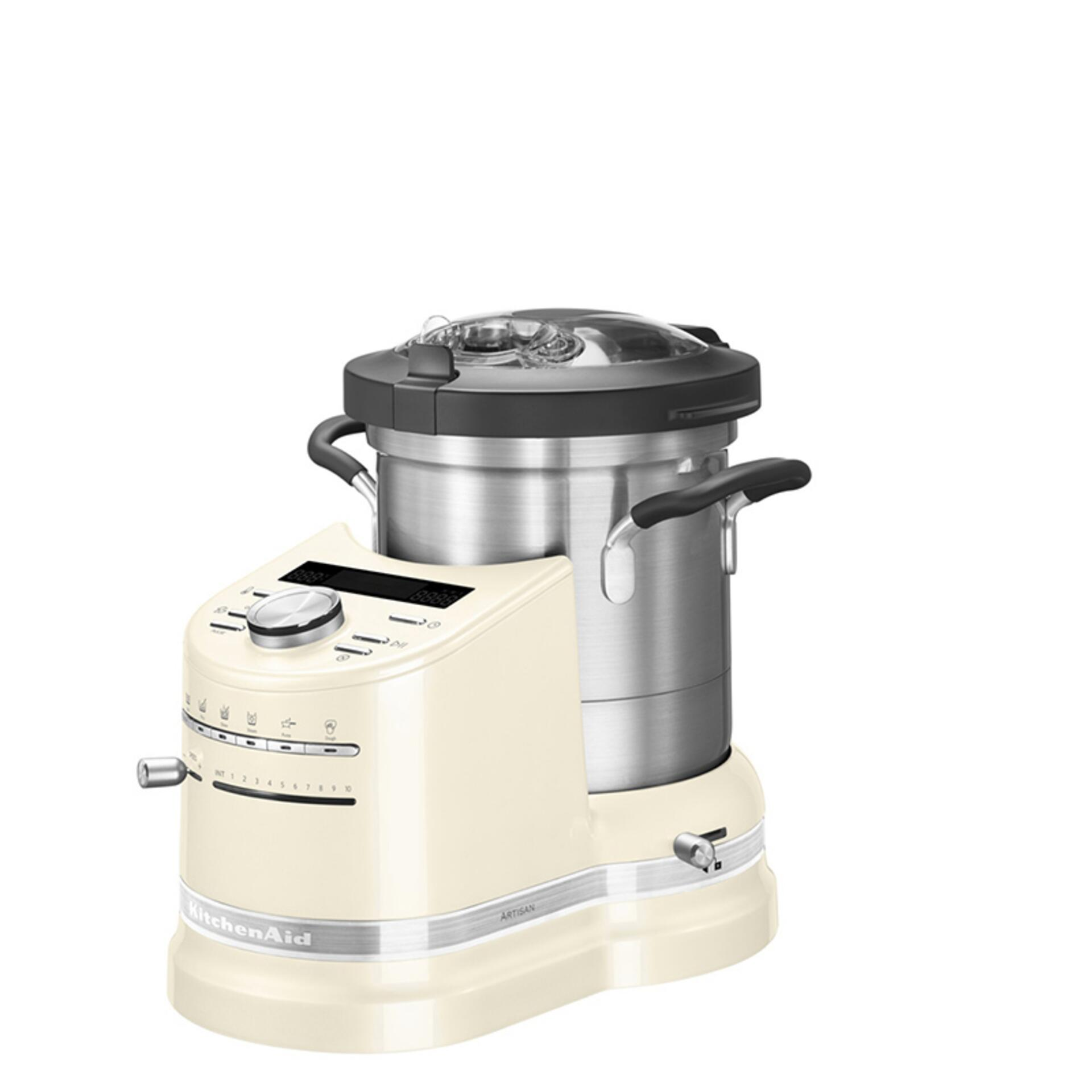 KitchenAid Artisan Cook Processor 5KCF0104EAC/4 Crème