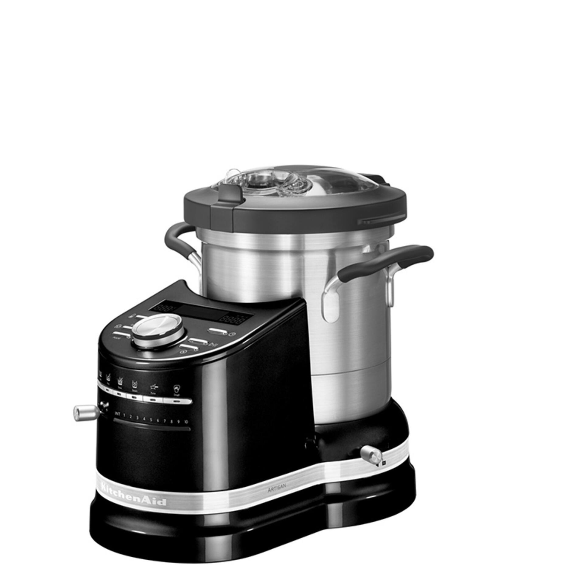 KitchenAid Artisan Cook Processor 5KCF0103EOB/4 Schwarz