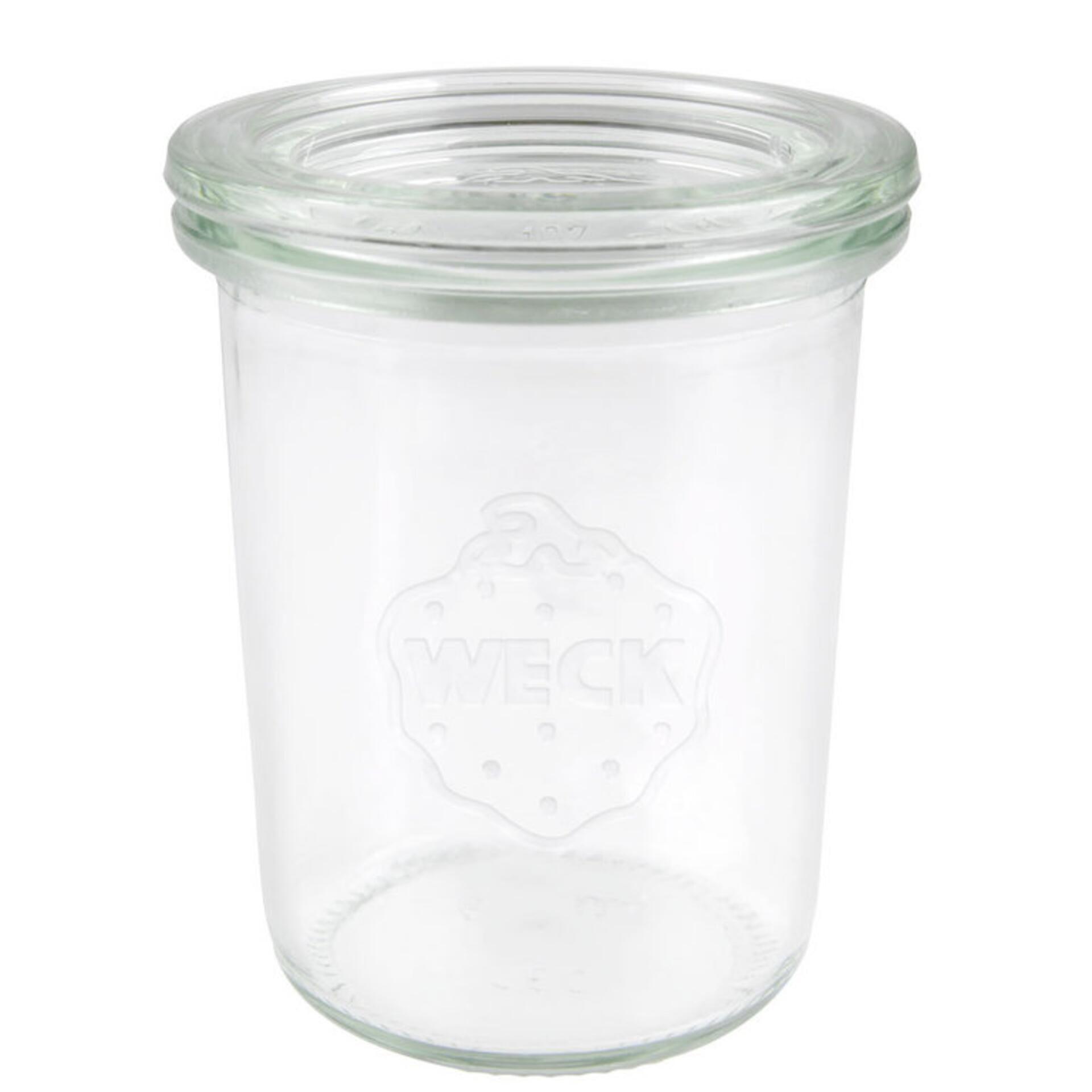 Weck Mini-Sturzglas 160 ml mit Deckel