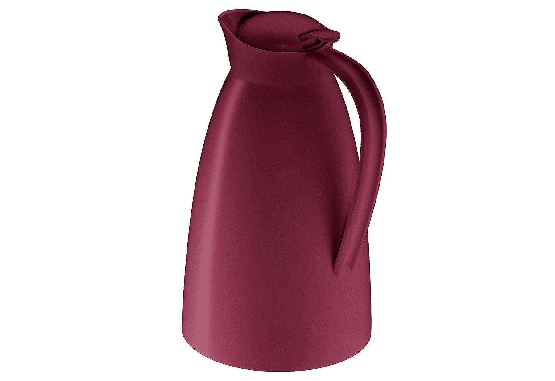 ALFI Isolierkanne Eco rubin rot 1,0l