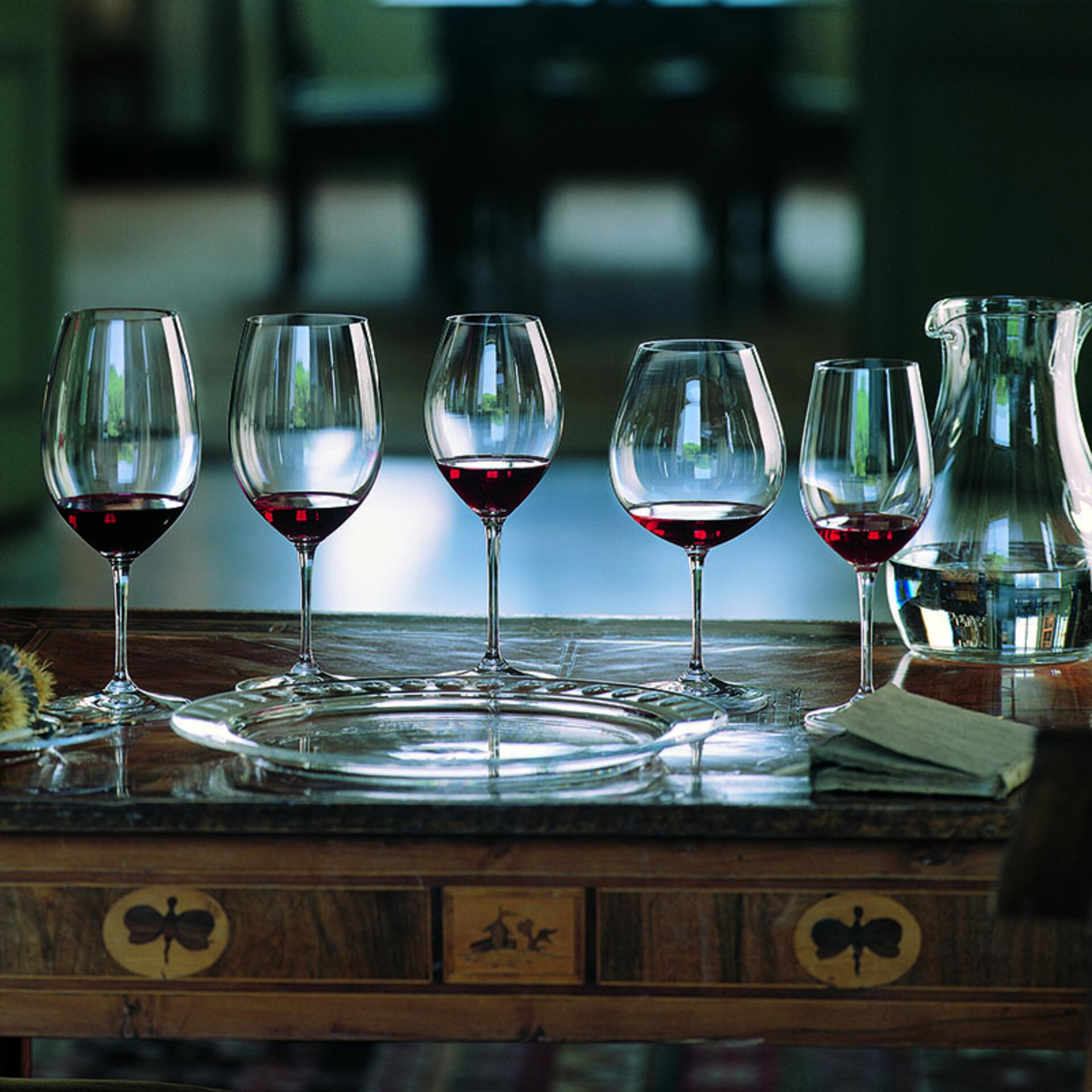 Riedel Vinum Rotweinglas Syrah / Shiraz 2 Stück 6416/30