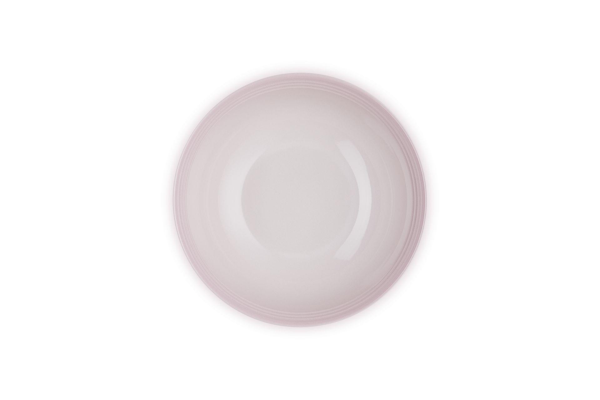 Le Creuset Salatschüssel 24 cm Shell Pink