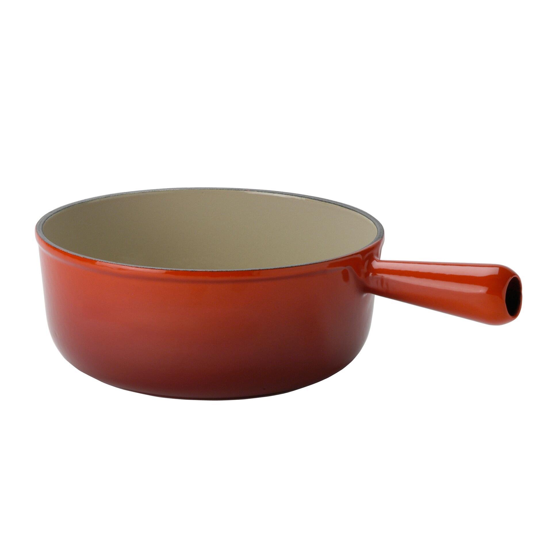 Le Creuset Caquelon 22 cm Kirschrot