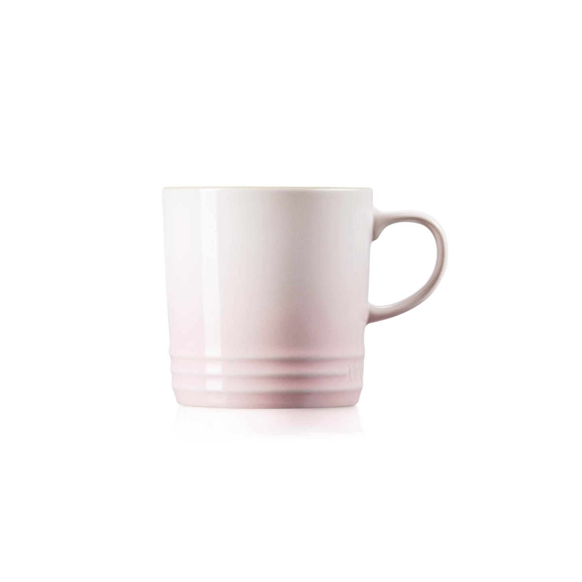 Le Creuset Becher 350 ml Shell Pink