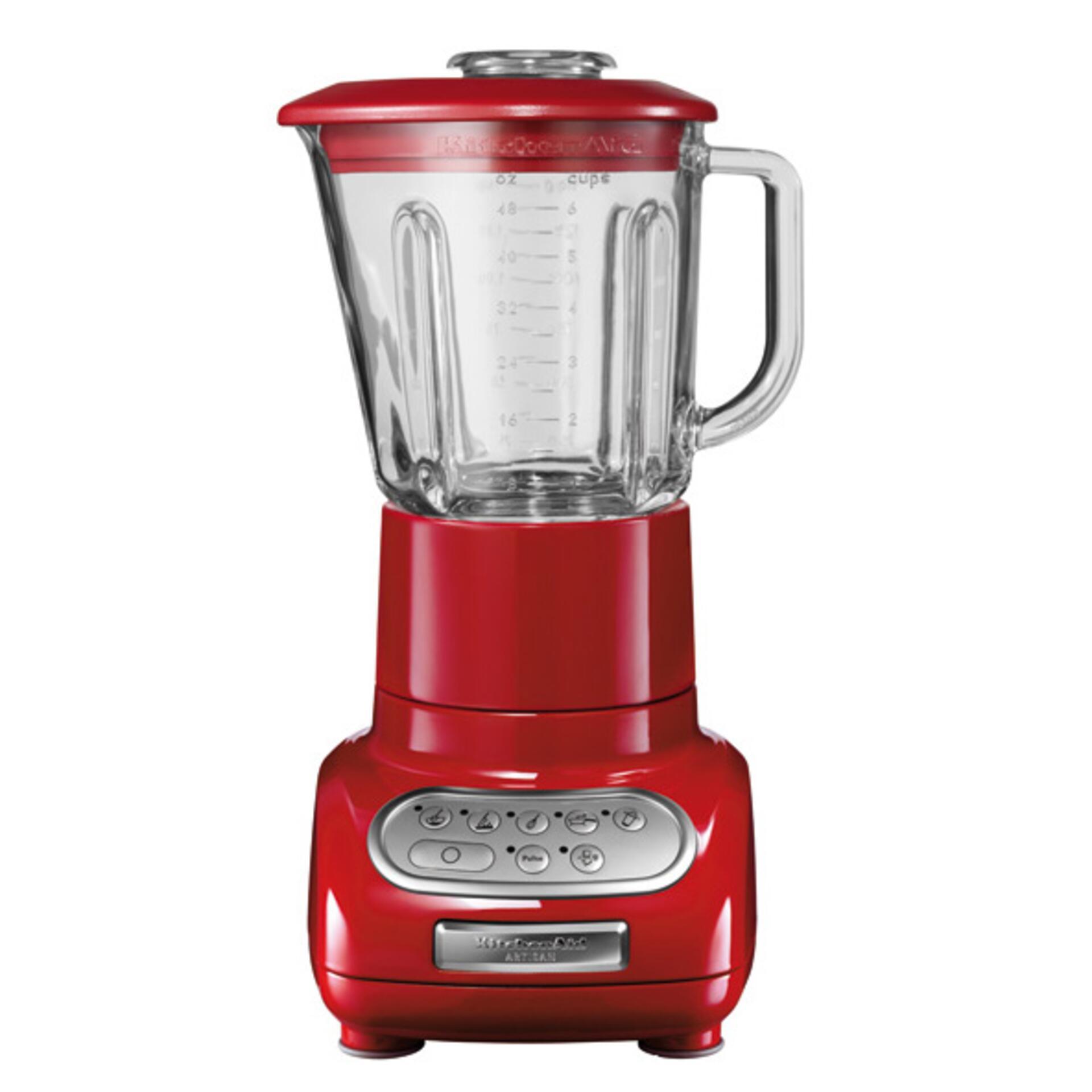 Kitchenaid Standmixer 5KSB5553EER Empire Red