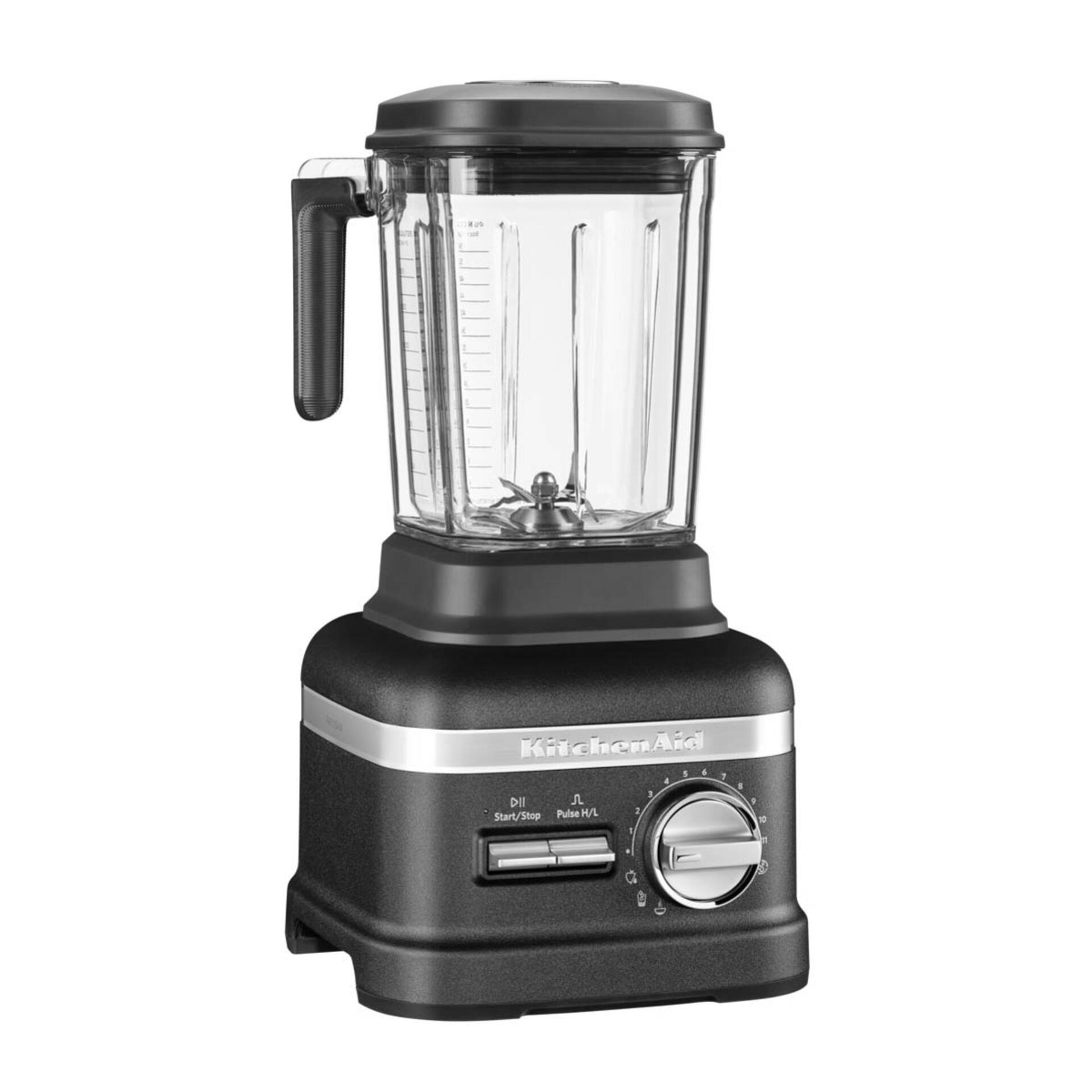 Kitchenaid Artisan Power Plus Blender Standmixer 5KSB8270 Gusseisen Schwarz