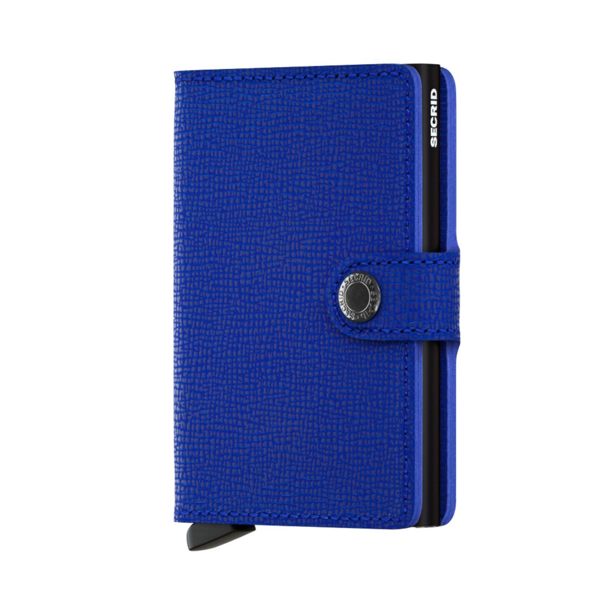 Secrid Miniwallet Crisple Blue Black