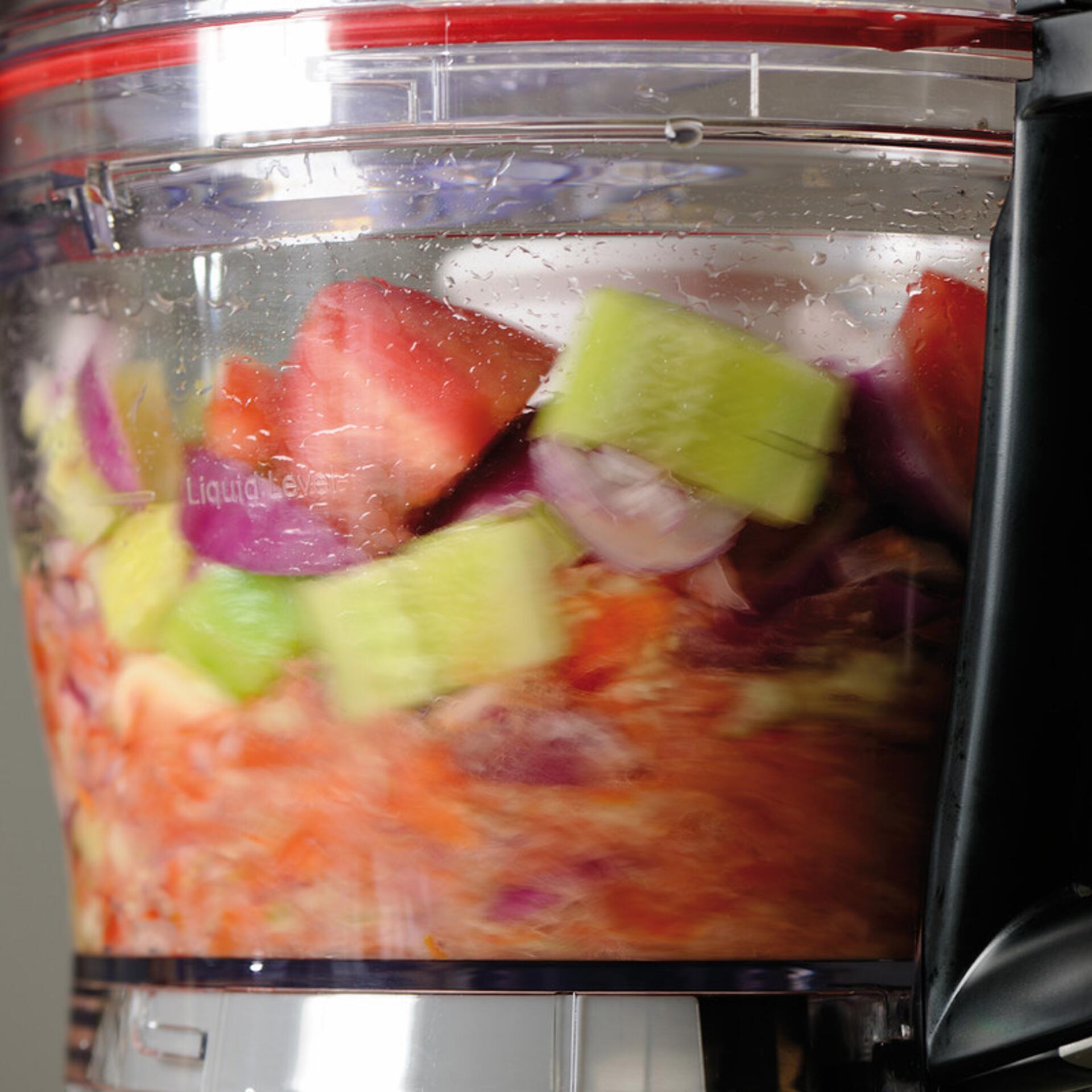 KitchenAid 3,1-L-Food-Processor 5KFP1335EOB Onyx Schwarz