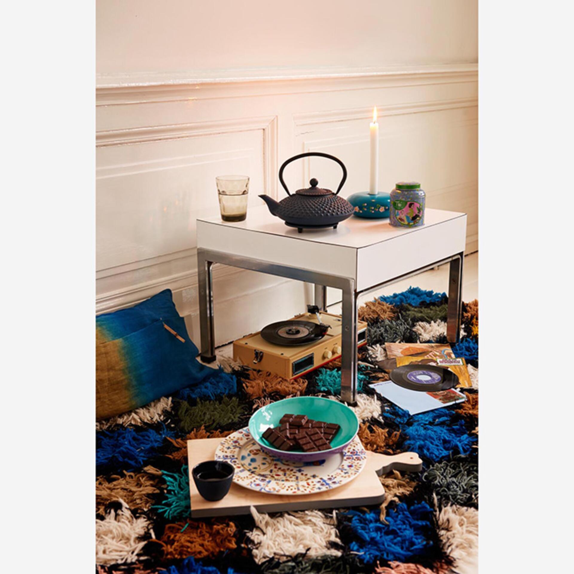 Bredemeijer Teebecher Set Asia Xilin Blau