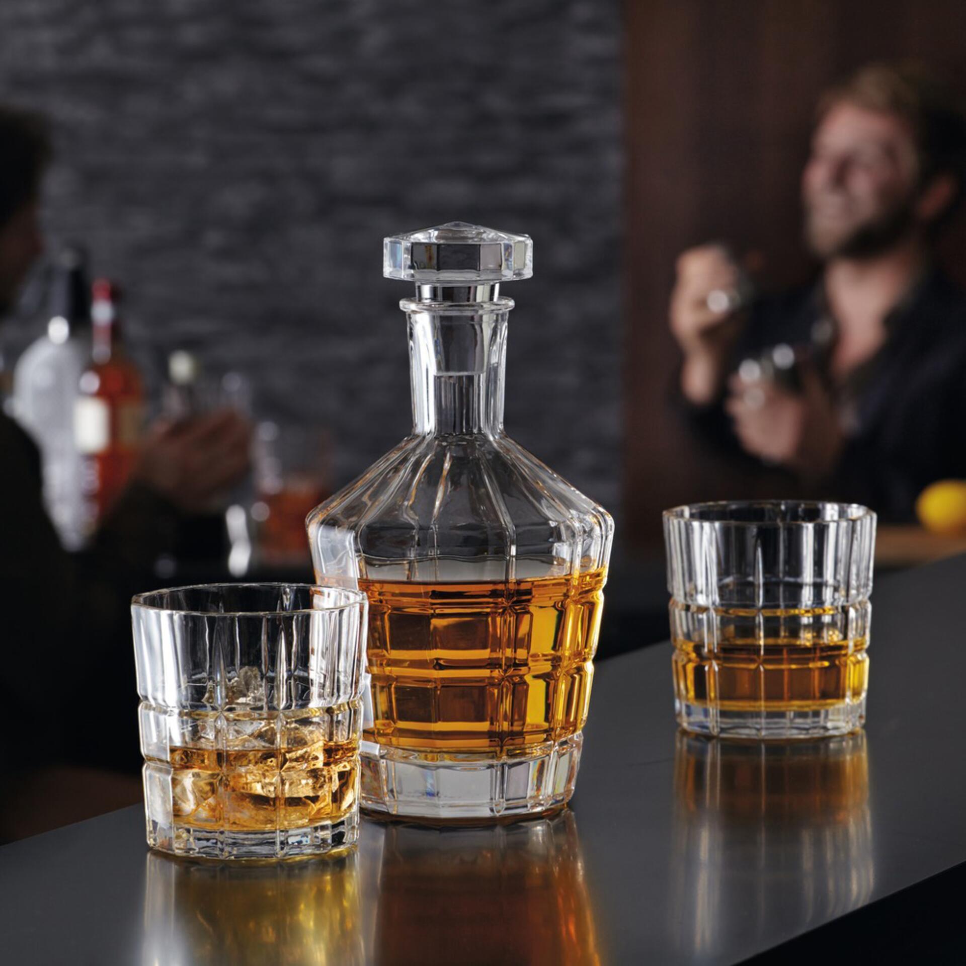 Leonardo Spiritii Whisky Set 3 teilig