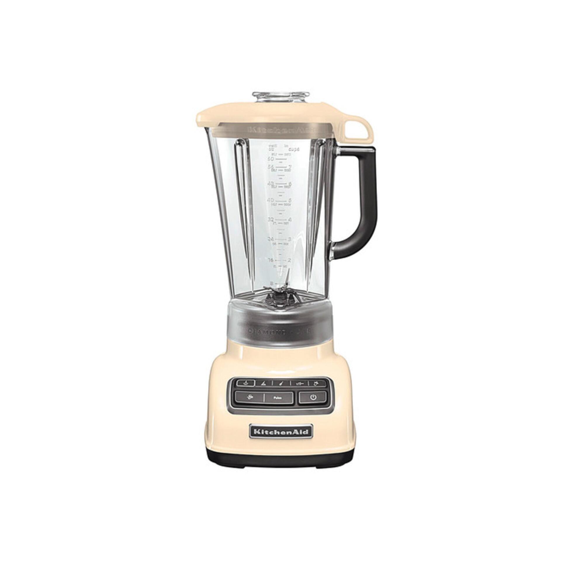 Kitchenaid Blender im Rautendesign Classic Crème 5KSB1585EAC
