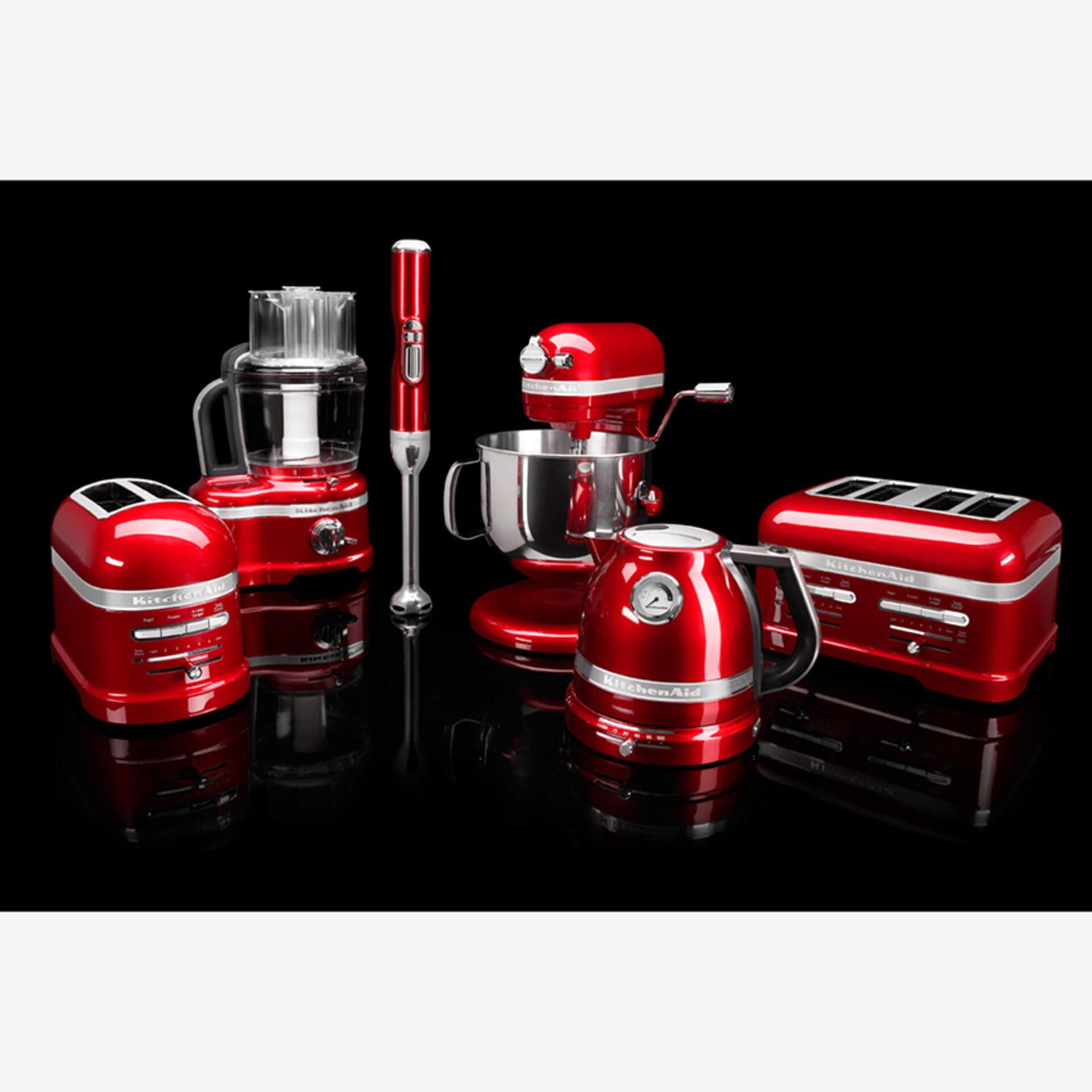 Kitchenaid 2-Scheiben-Toaster Empire Red 5KMT2204EER