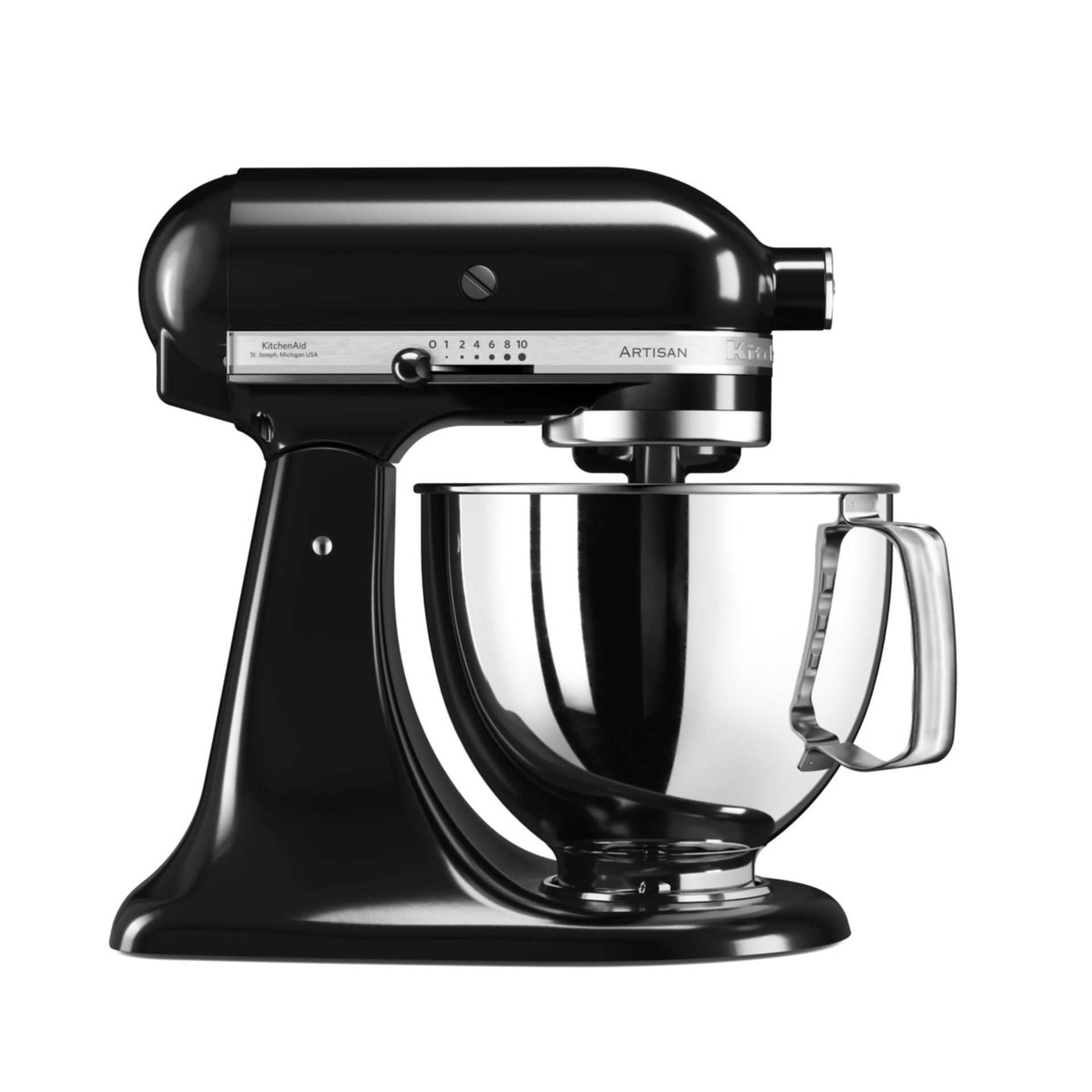 Kitchenaid Küchenmaschine Onyx Schwarz 5KSM175PSEOB