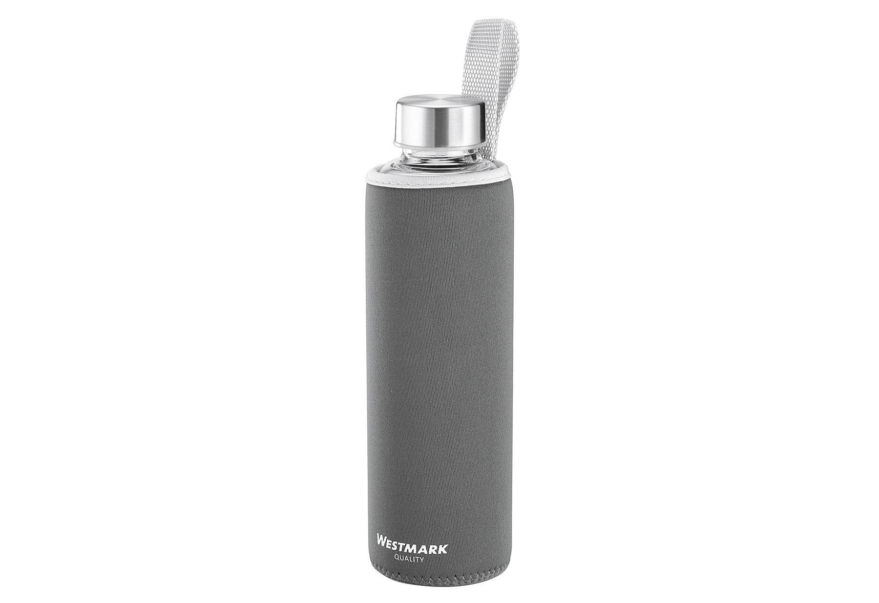 WESTMARK Trinkflasche Viva 0,55l grau