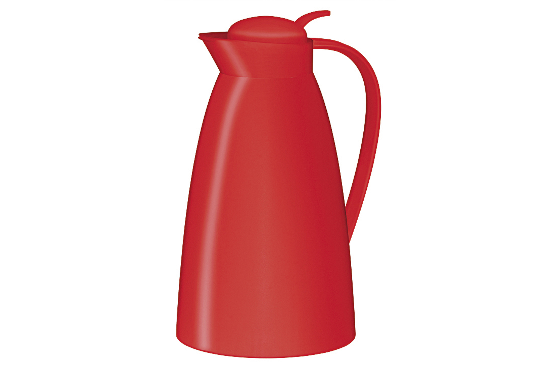 ALFI Isolierkanne Eco Kunststoff 1 l rot