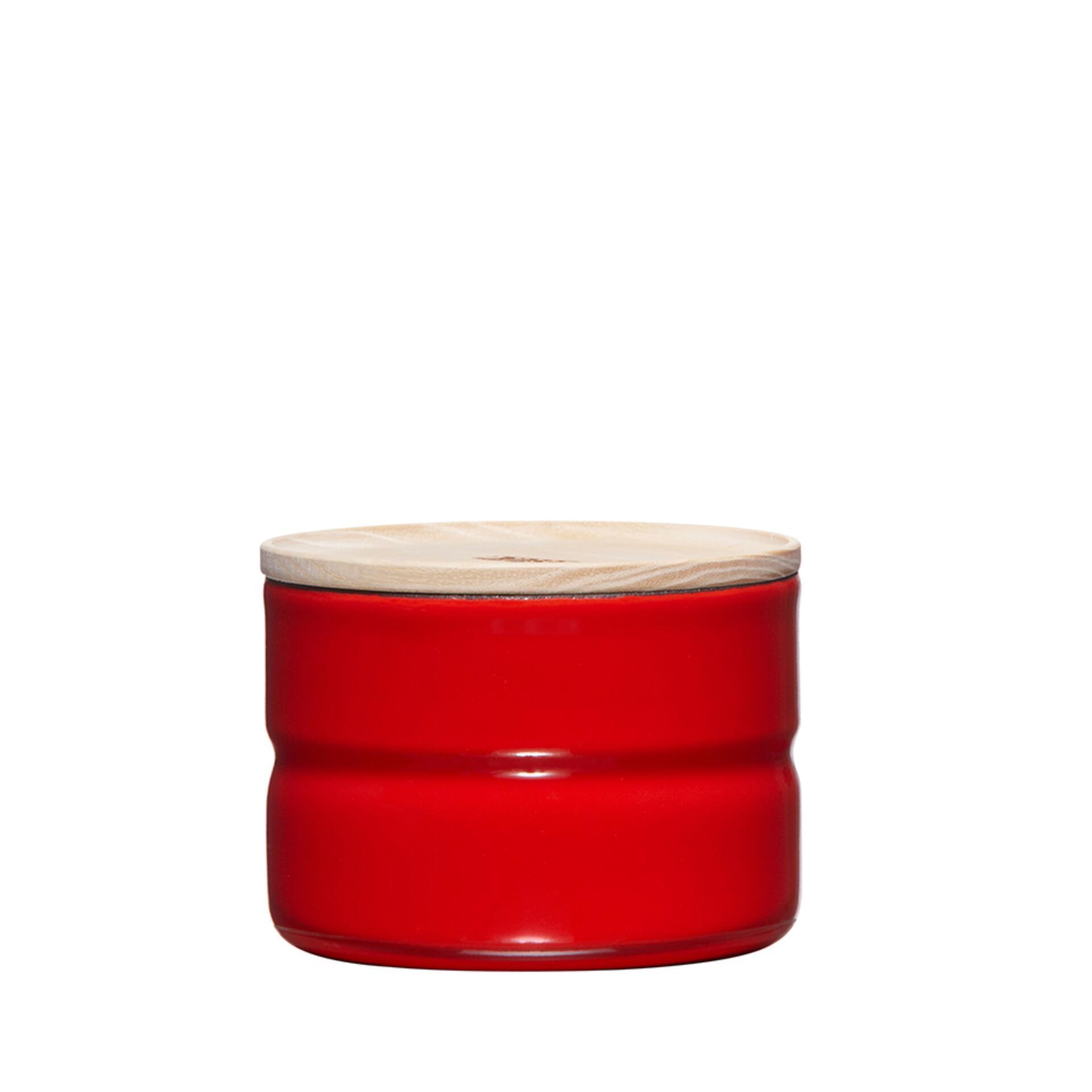 Riess Vorratsdose 230 ml Rot