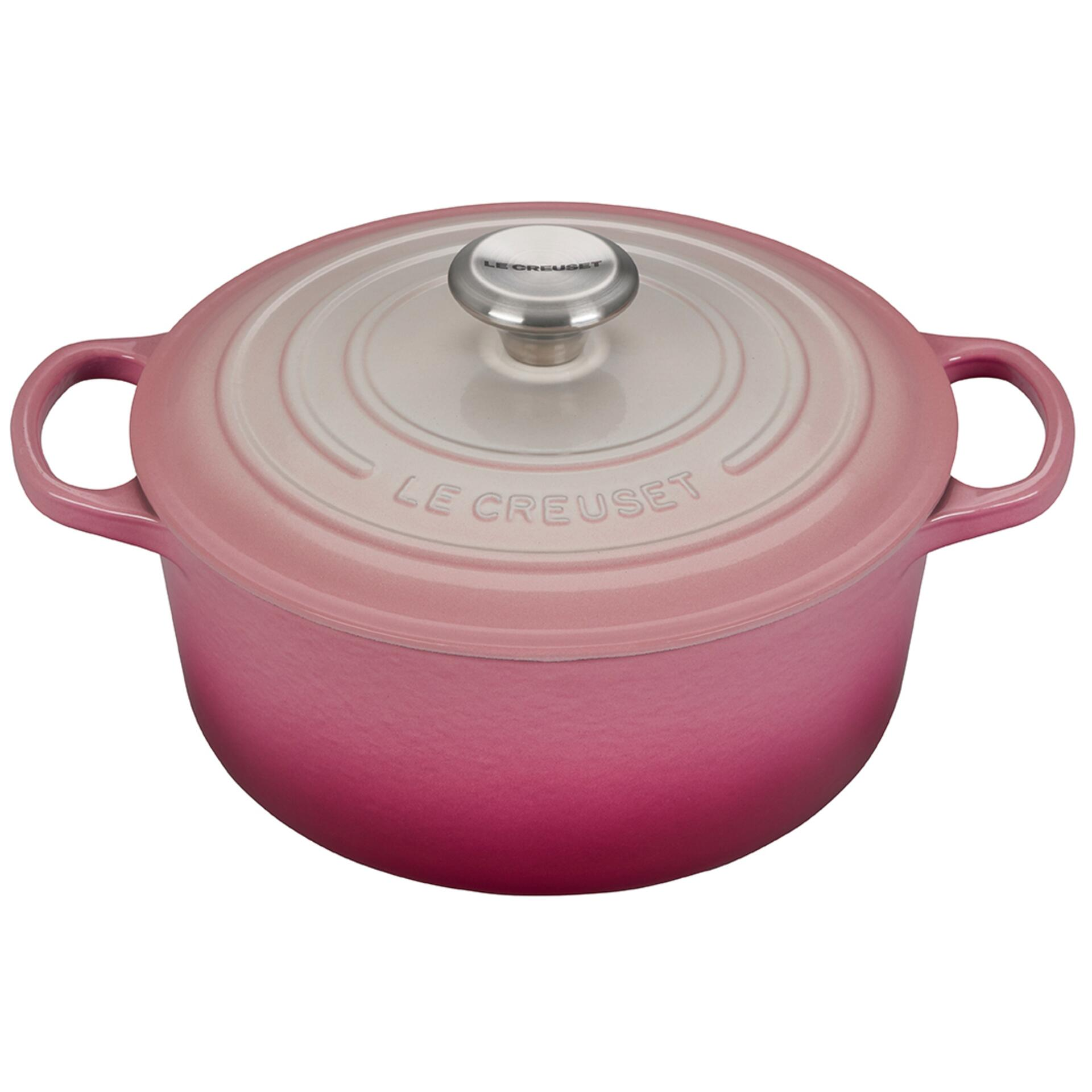 Le Creuset Bräter Signature 24 cm Ombré Pink 4,2 L