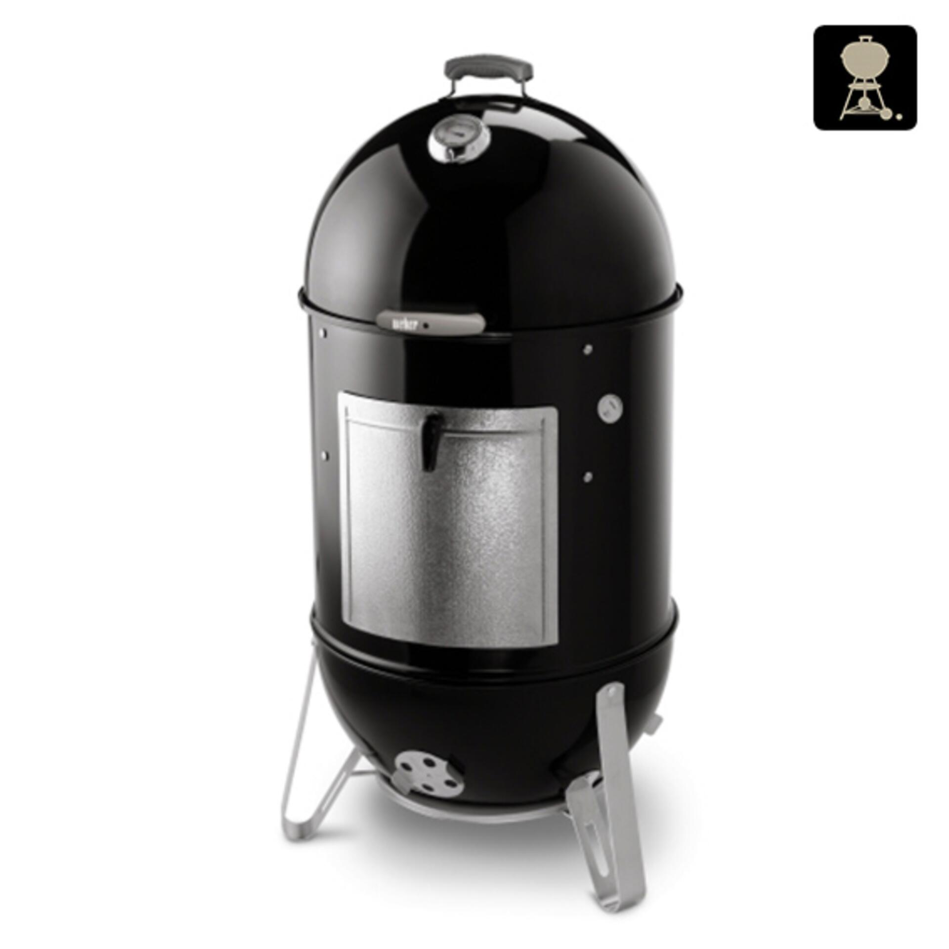 Weber Smokey Mountain Cooker 57 cm Black