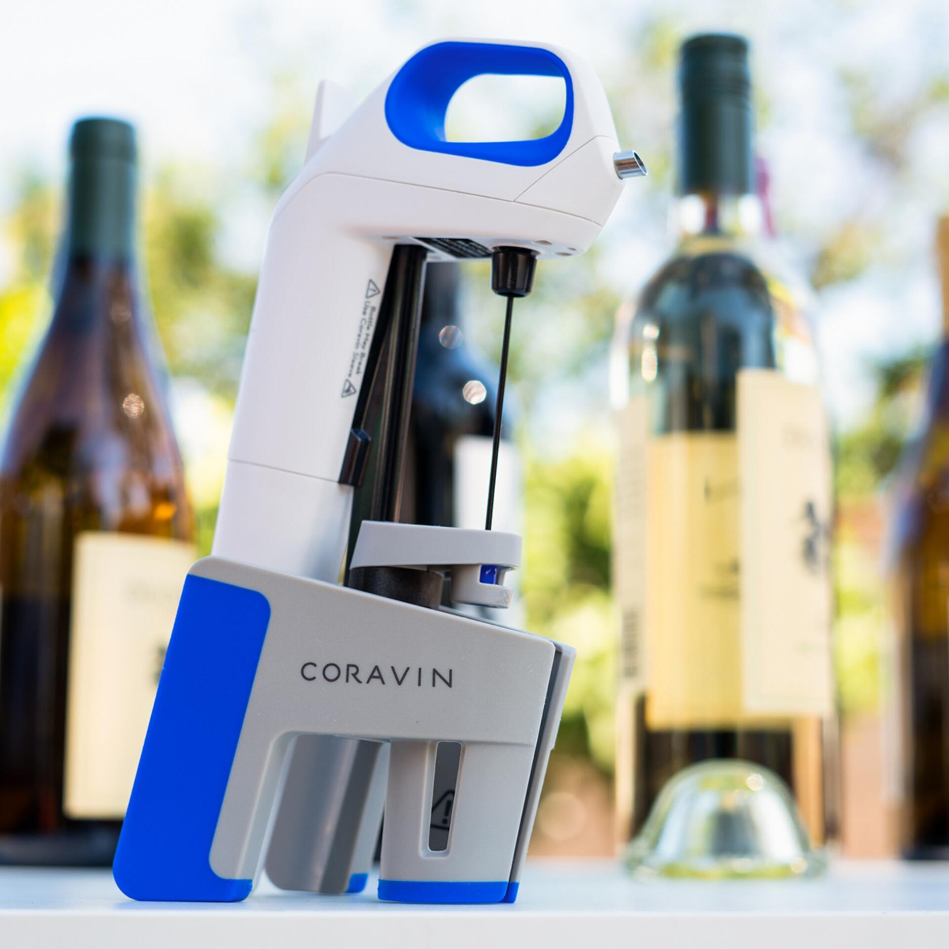 Coravin Model One Weinaußgiess System mit Kapseln