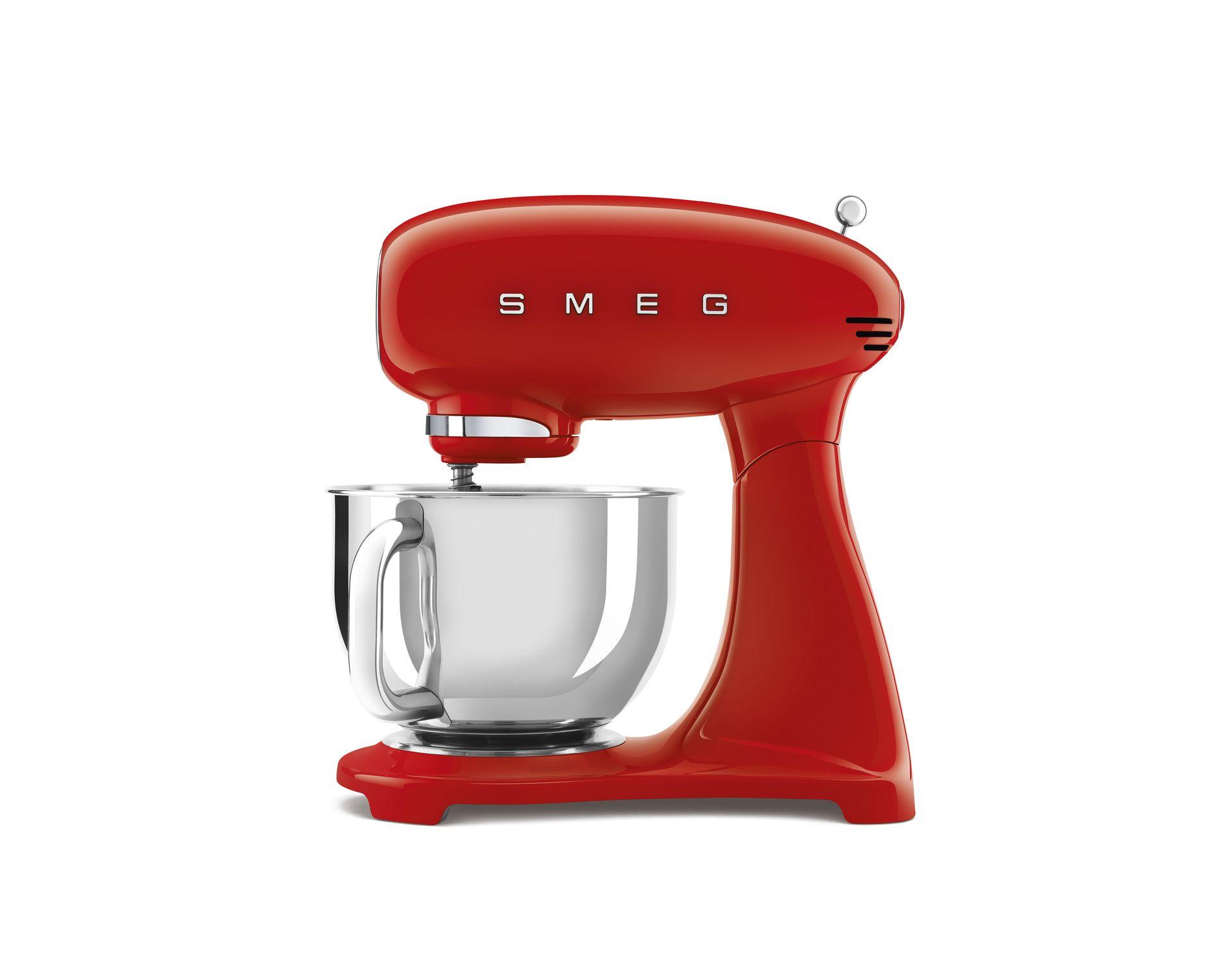 Smeg SMF03RDEU Küchenmaschinen Rot vollfarbig