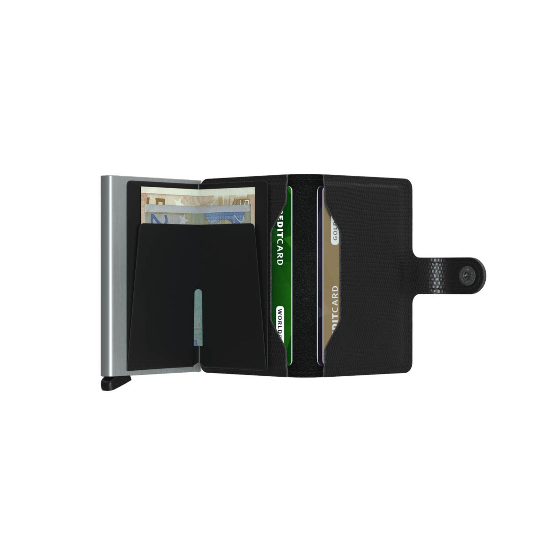 Secrid Miniwallet Rango Black